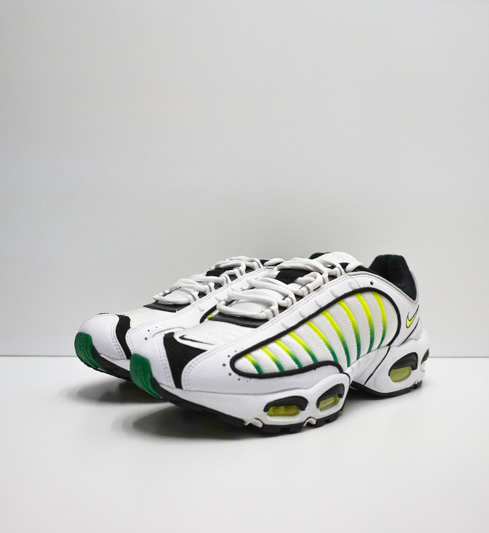 Nike Air Max Tailwind 4 White Volt Black