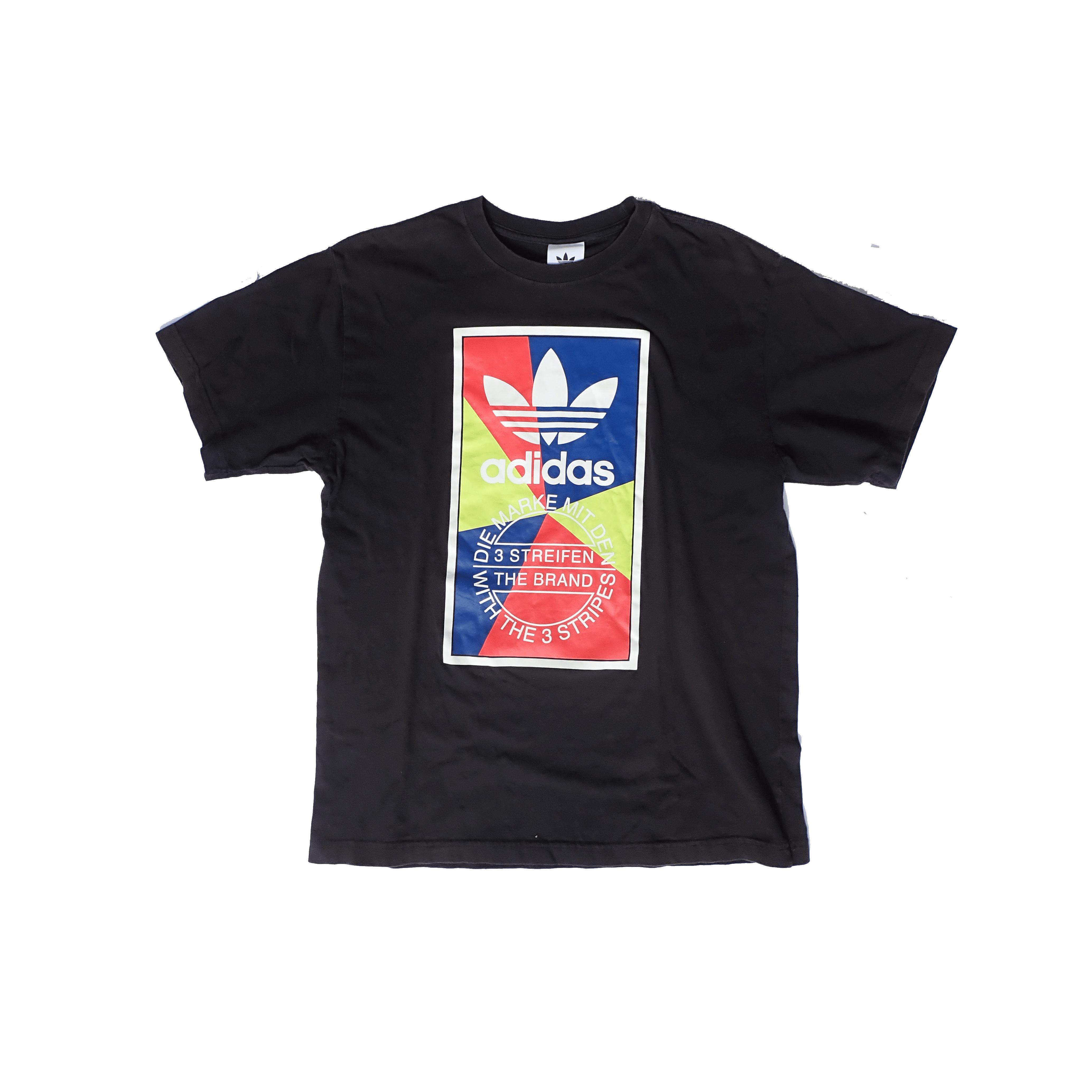 Adidas The 3 Stripes Tshirt