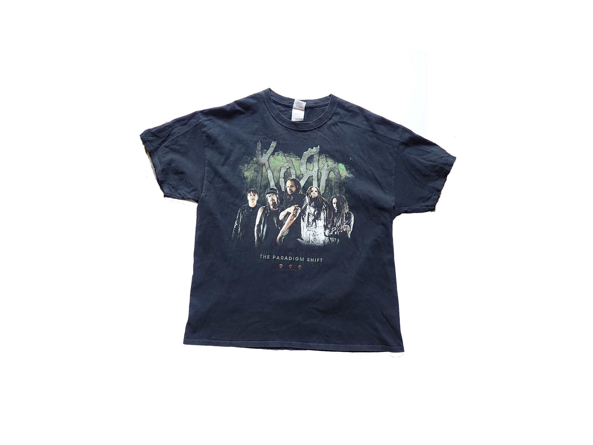 Korn 2014 Tour T Shirt