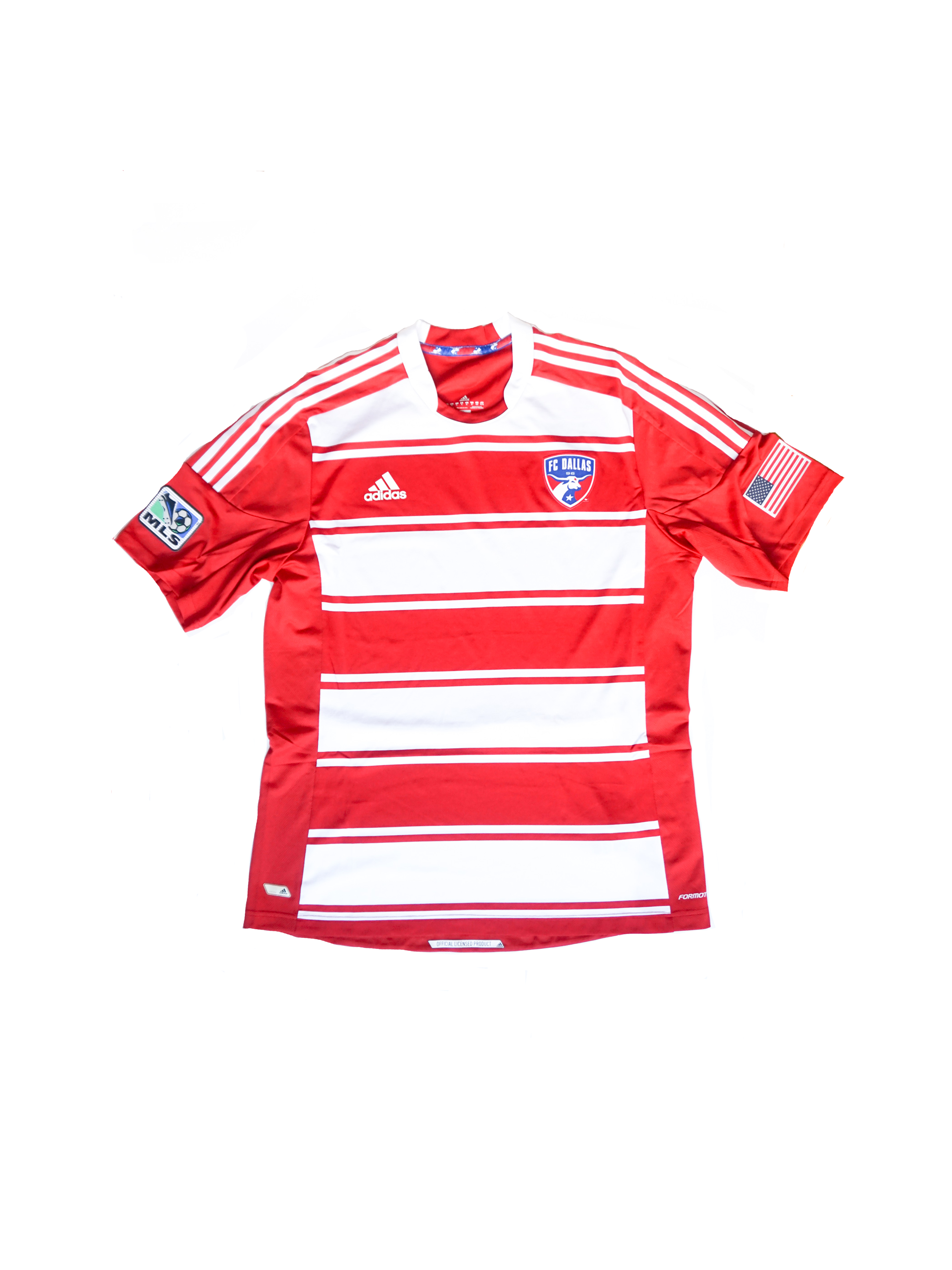 Adidas FC Dallas Jersey
