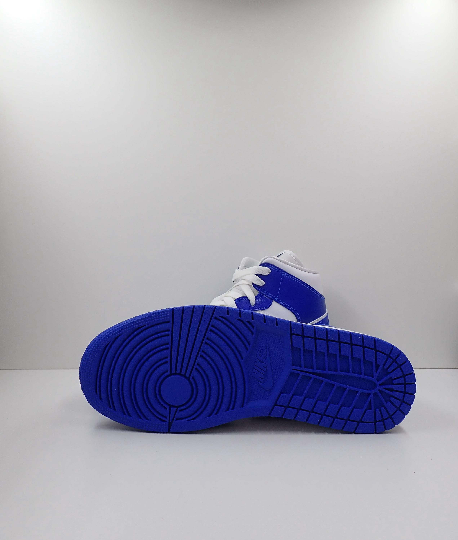 Jordan 1 Mid Kentucky Blue (W)