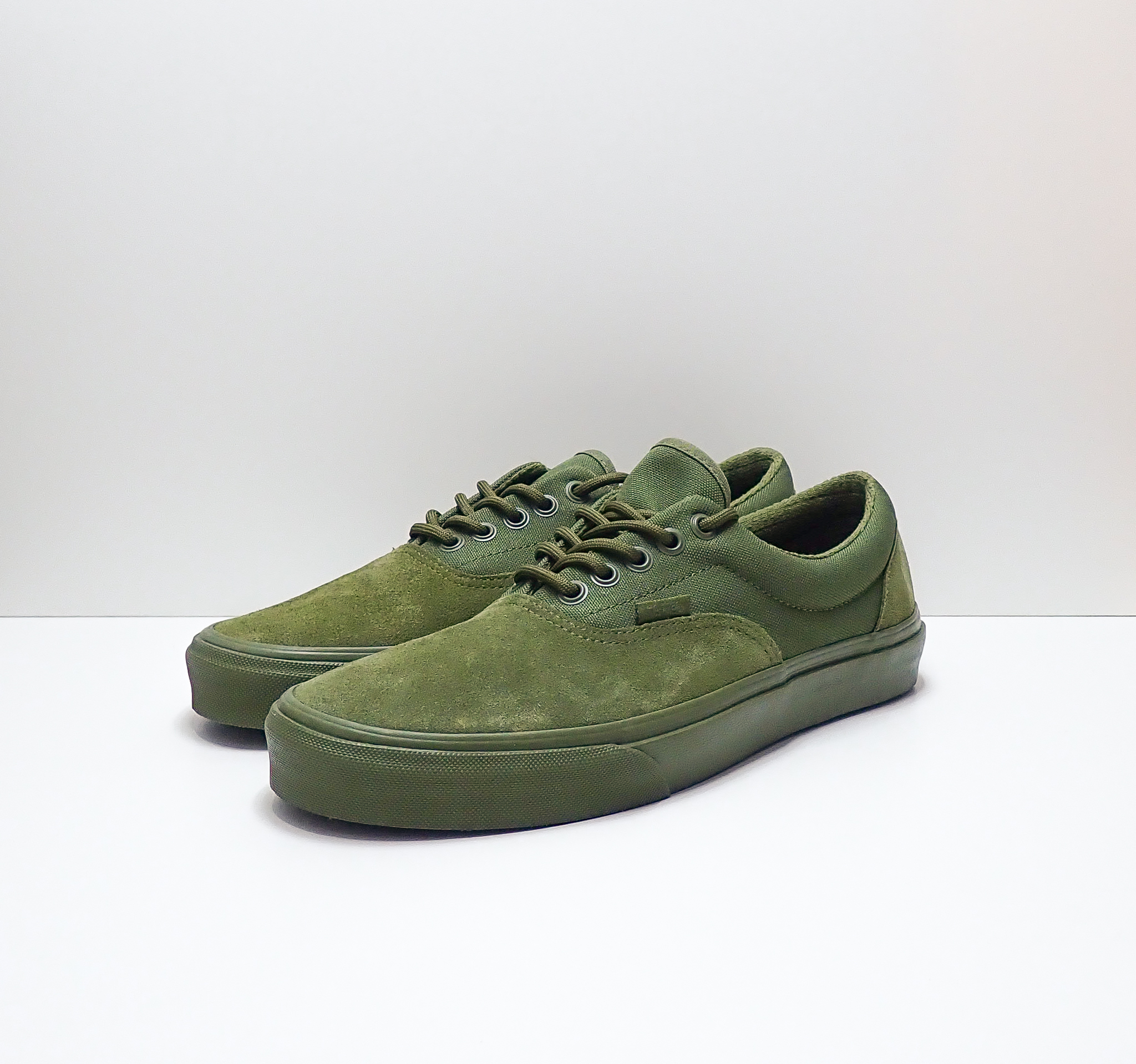 Vans Era Suede Green