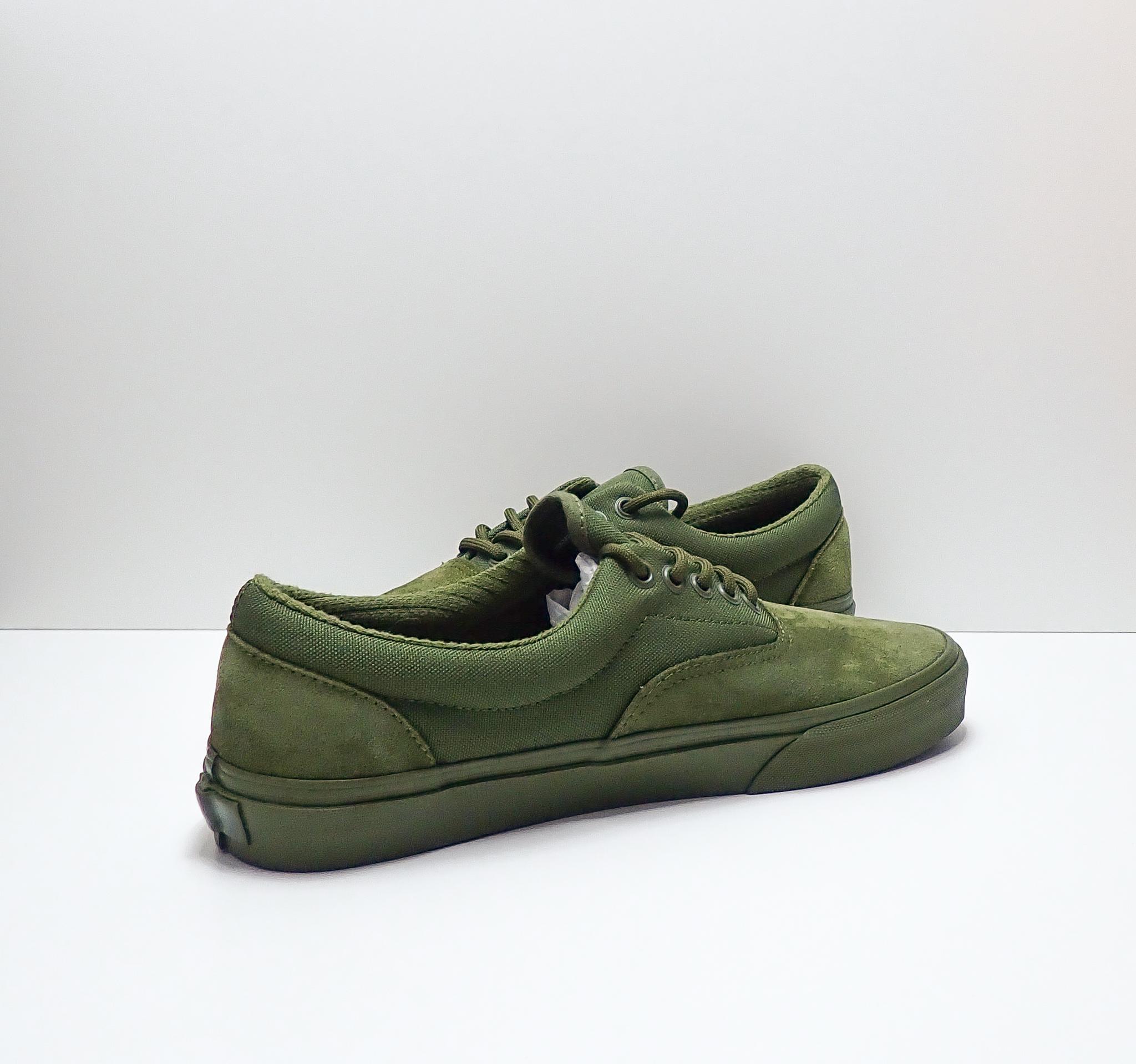 Vans Era Suede Green