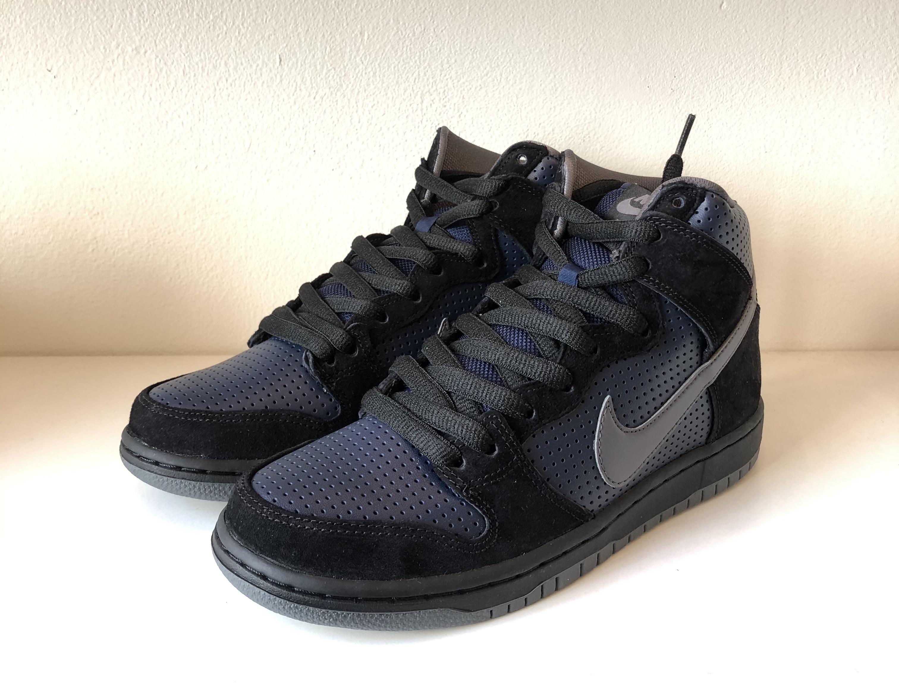 Nike SB Dunk High Gino Iannucci