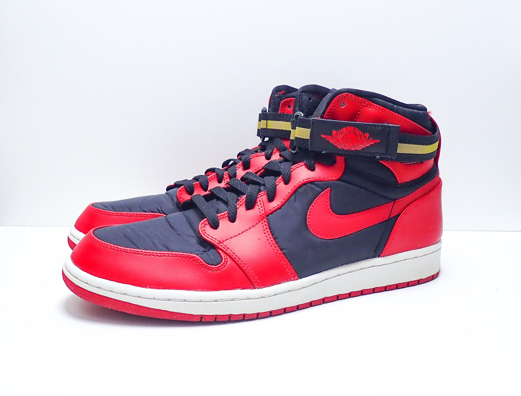 Jordan 1 Retro High Strap Gym Red