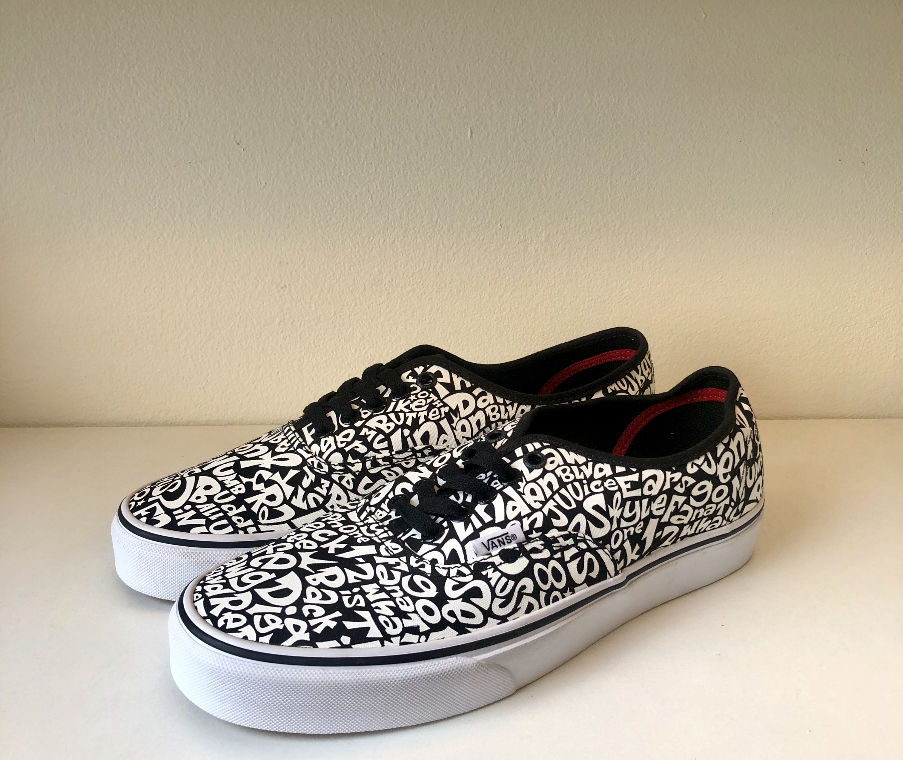 Vans Authentic A Tribe Called Quest
