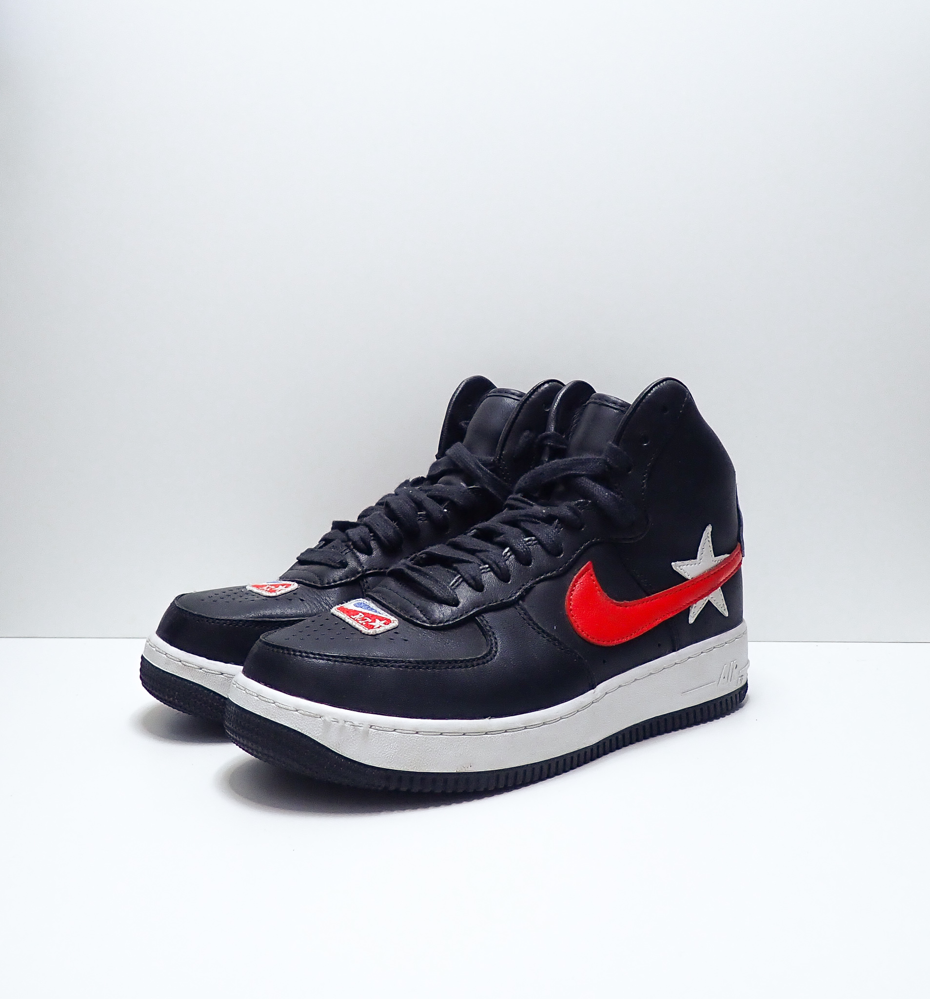 Nike Air Force 1 High Riccardo Tisci Victorious Minotaurs Black