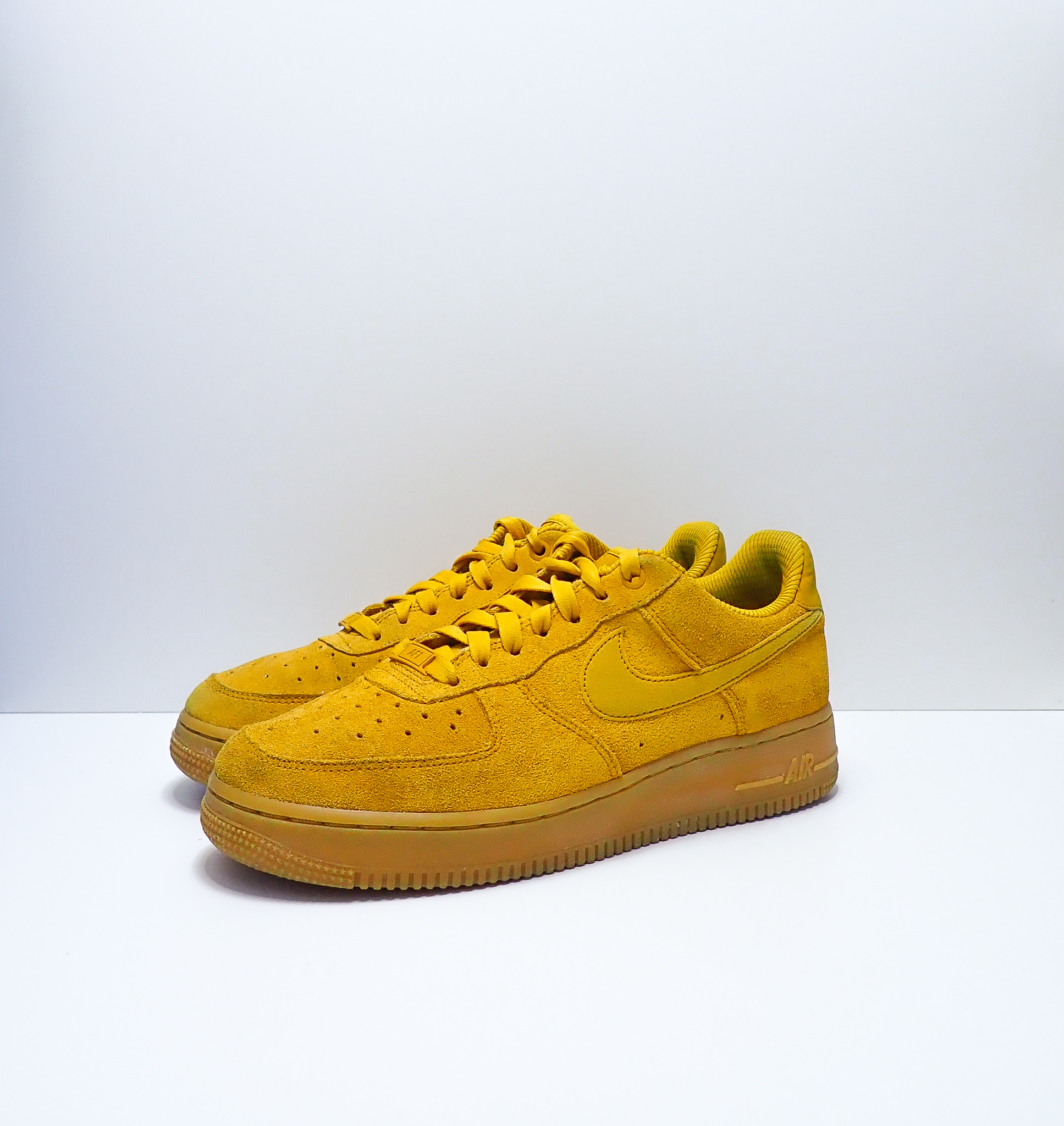 Nike Air Force 1 Low Mineral Yellow Gum (W)