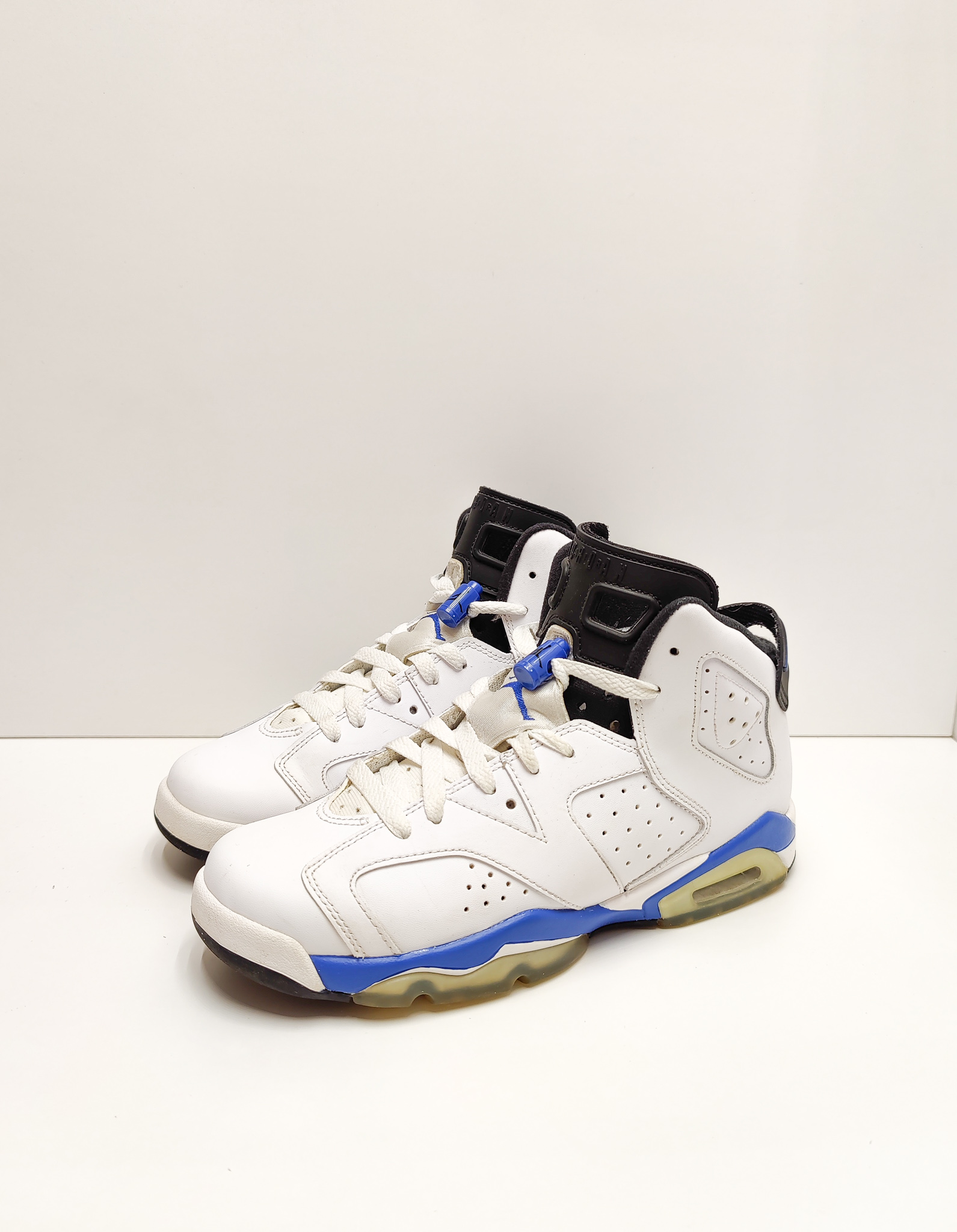 Jordan 6 Retro Sport Blue 2014 (GS)
