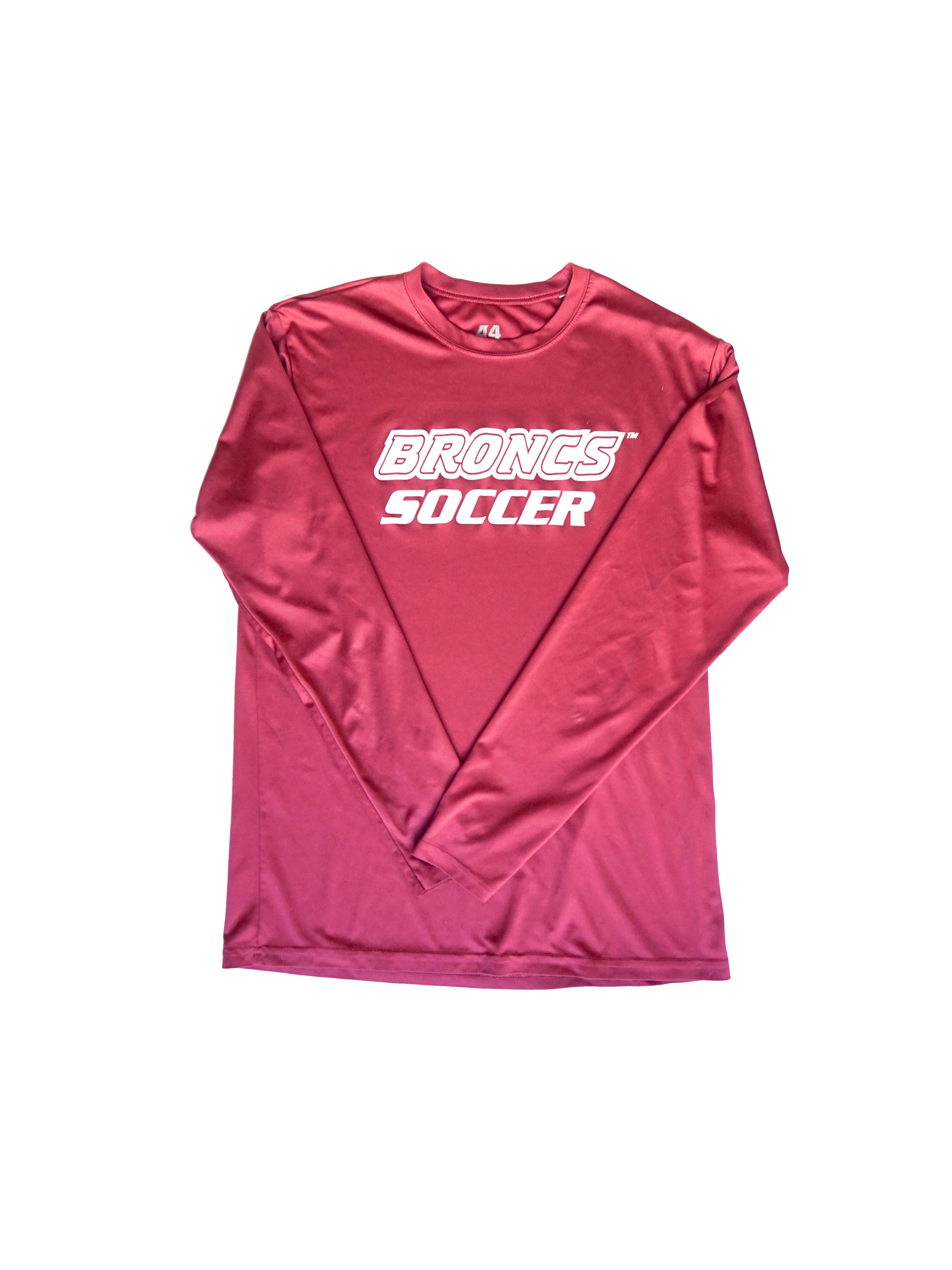 Broncs Soccer Longsleeve