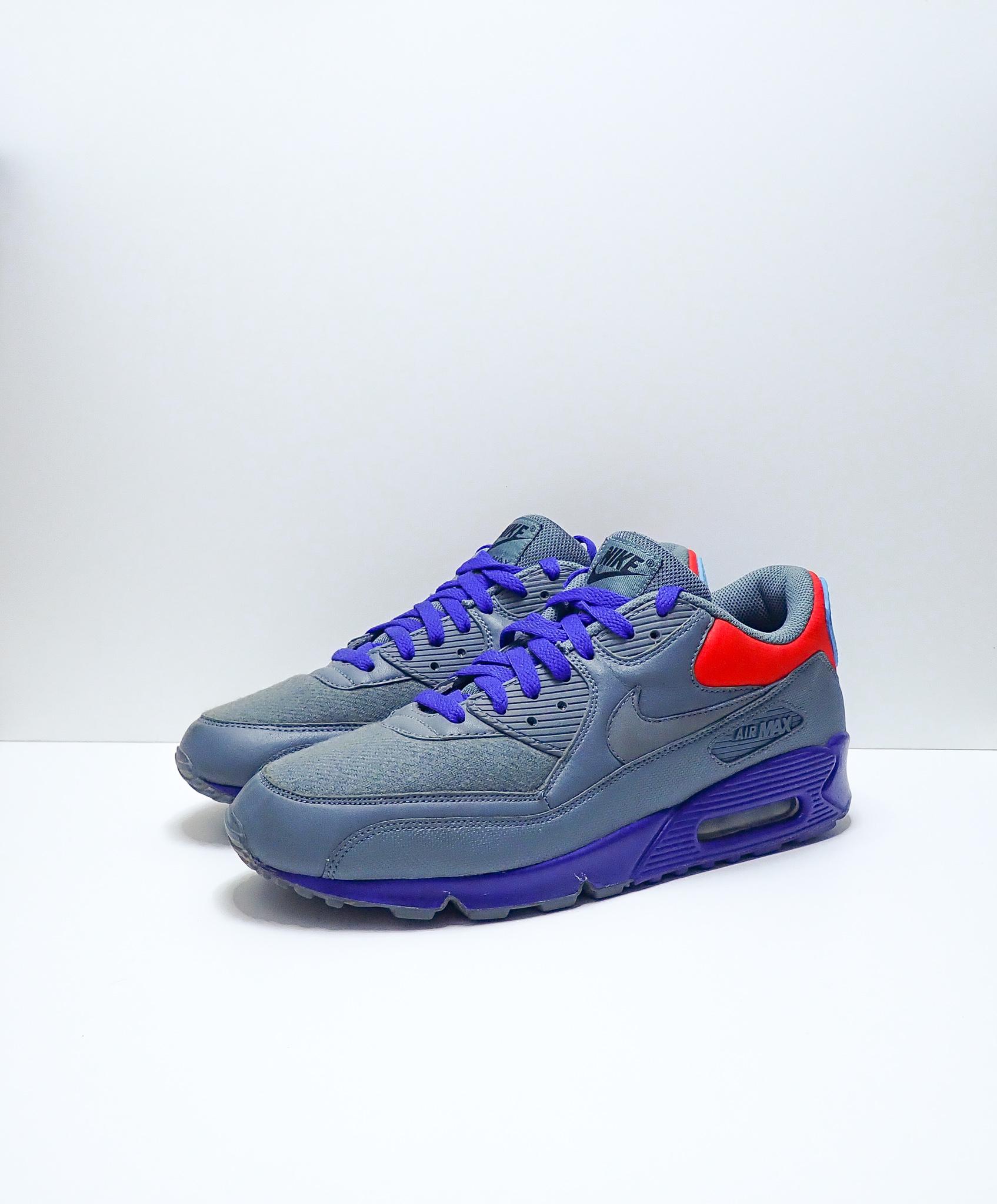Nike Air Max 90 Shagmeister Pack Grey