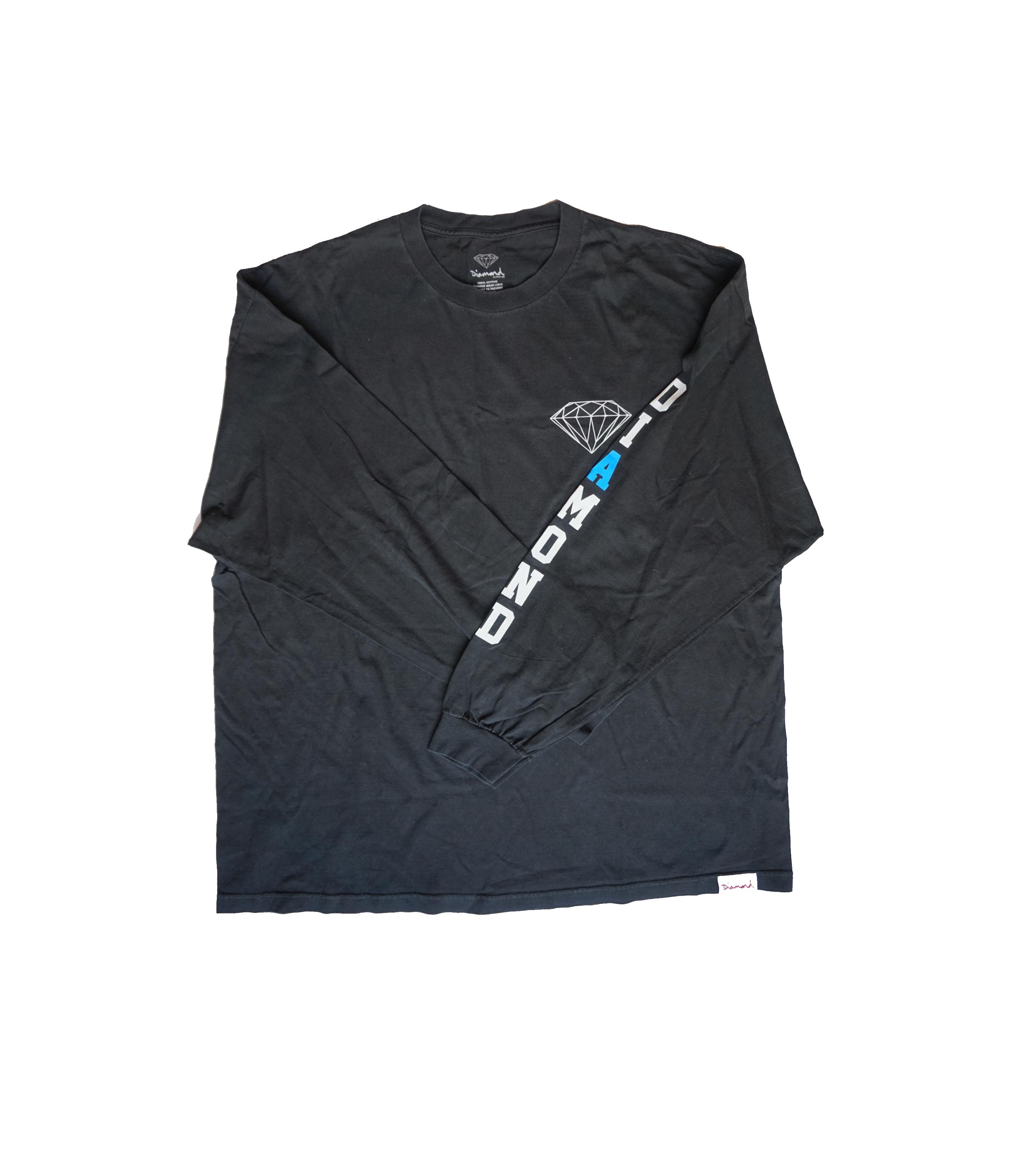 Diamond Longsleeve T Shirt