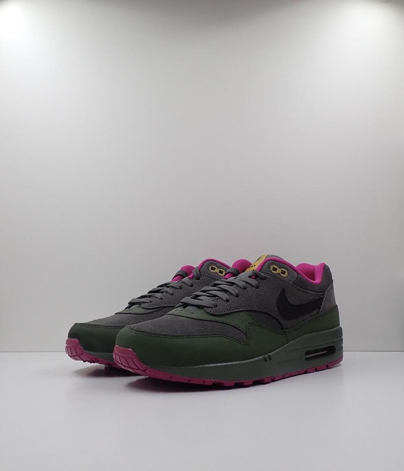 Nike Air Max 1 Pewter Carbon