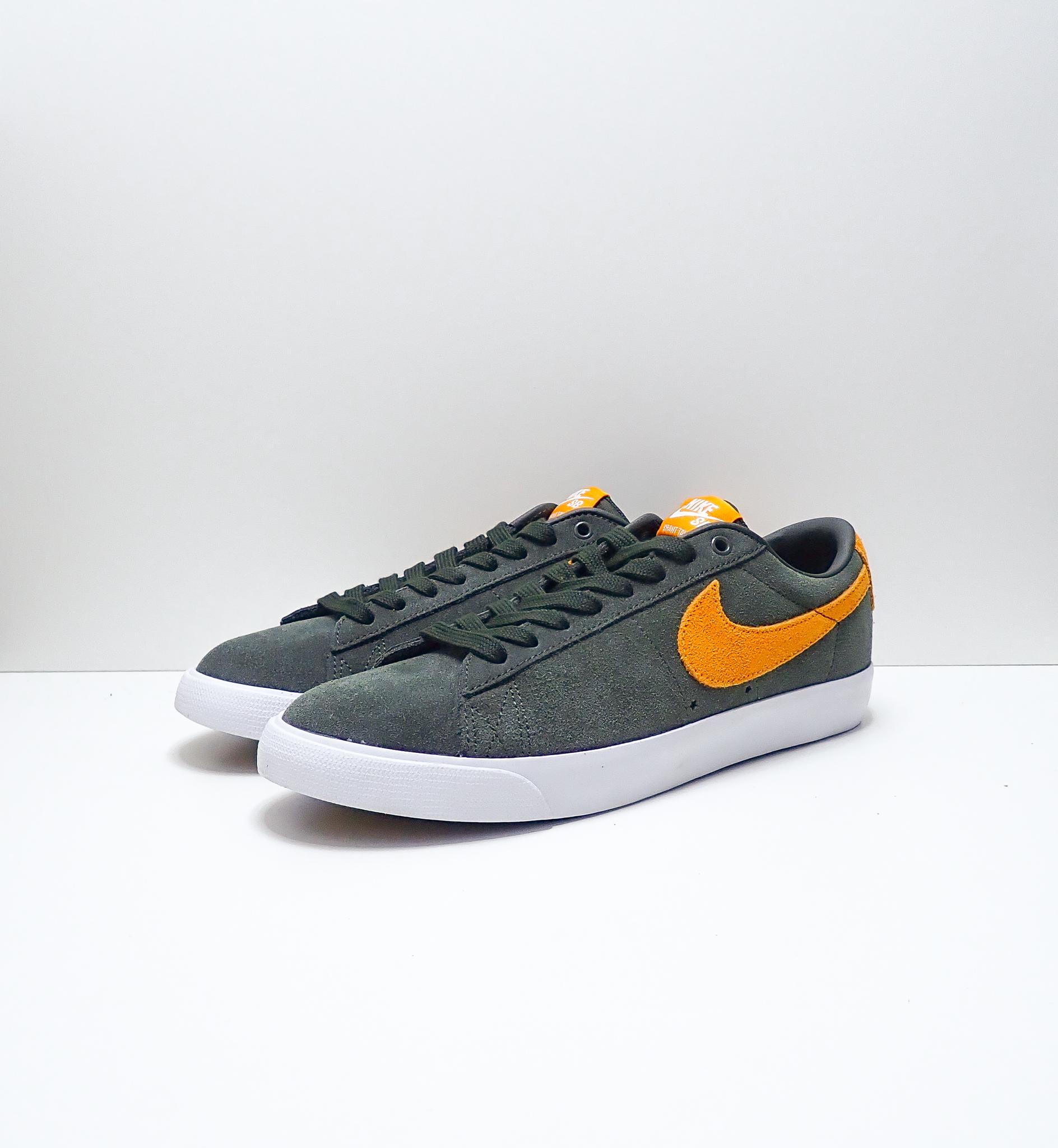 Nike SB Blazer Low GT Sequoia Kumquat