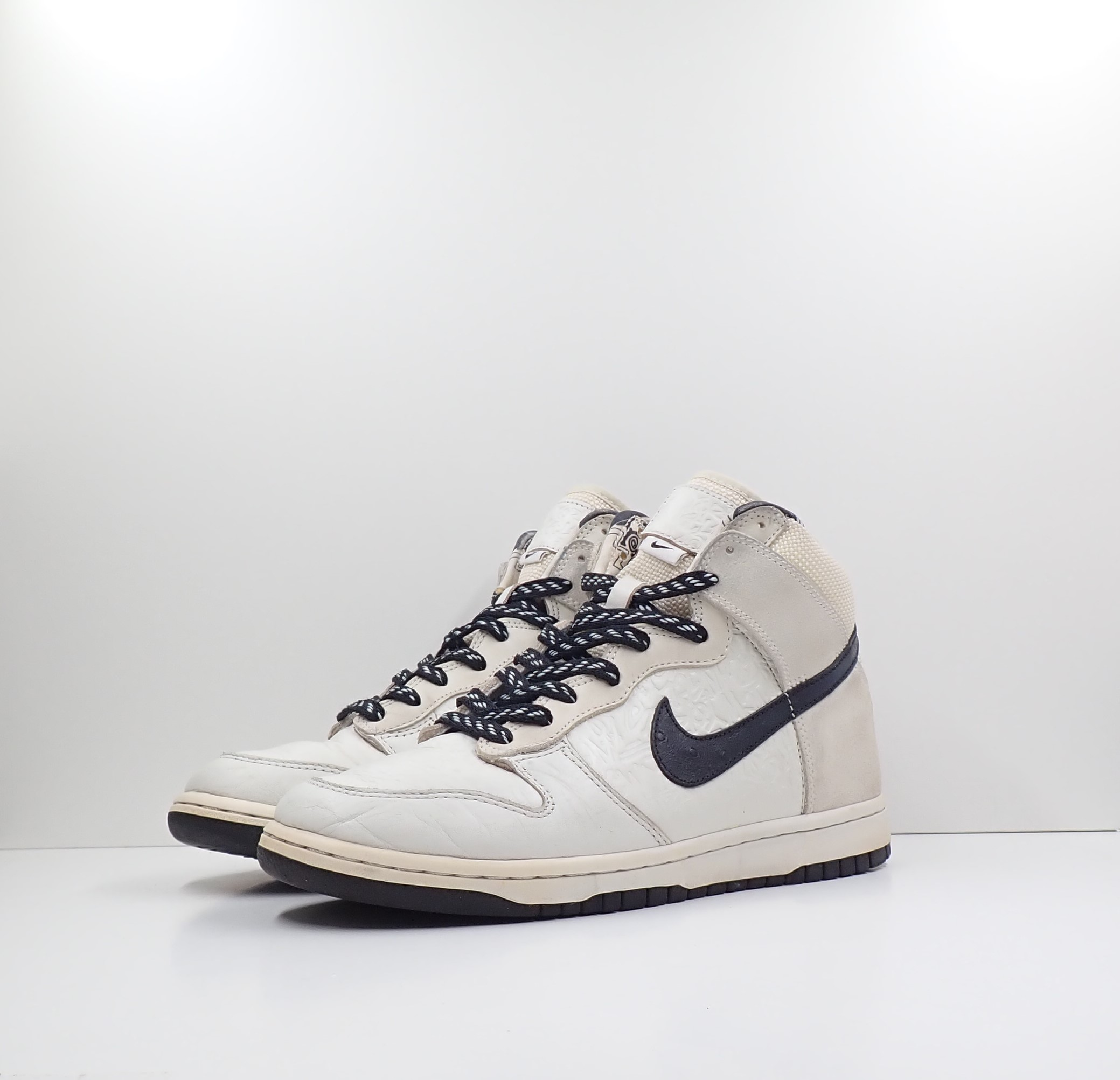 Nike Dunk High Stussy World Tour