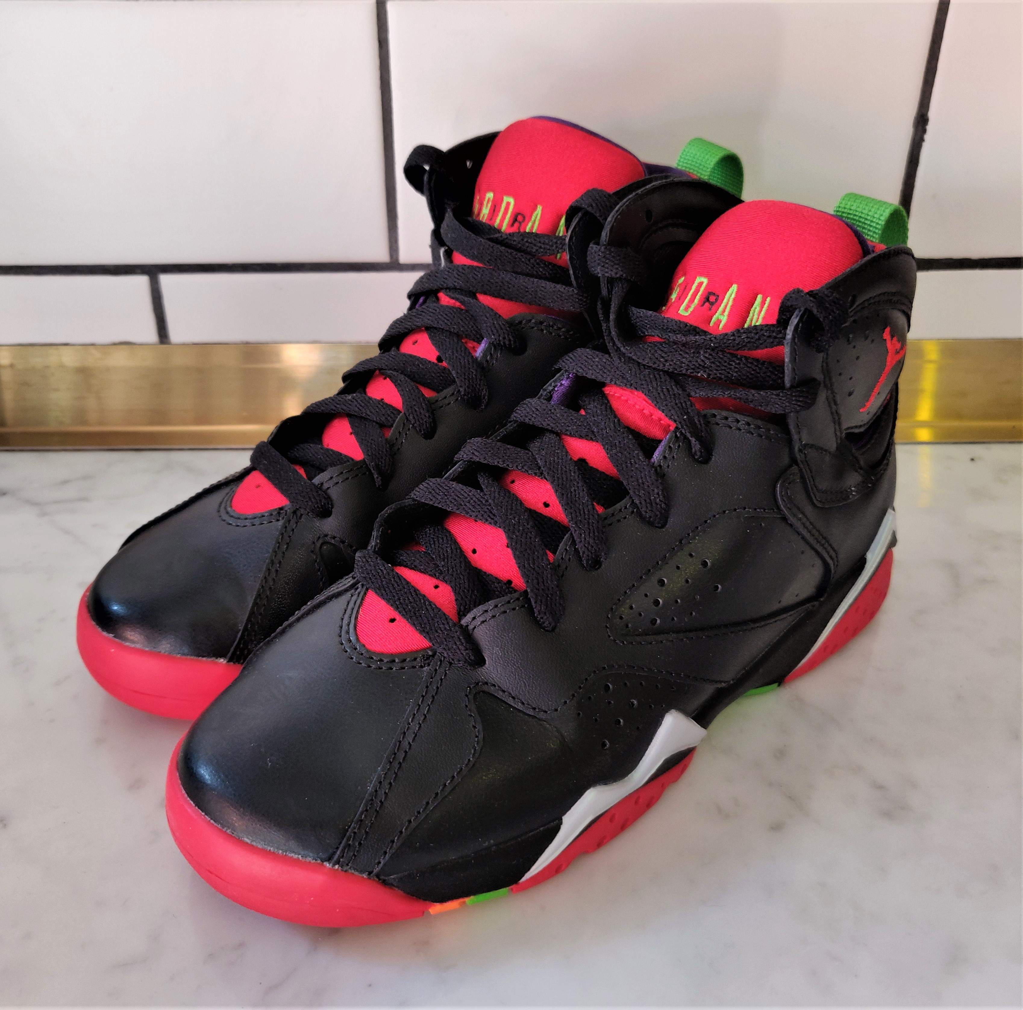 Jordan 7 Retro Marvin the Martian GS