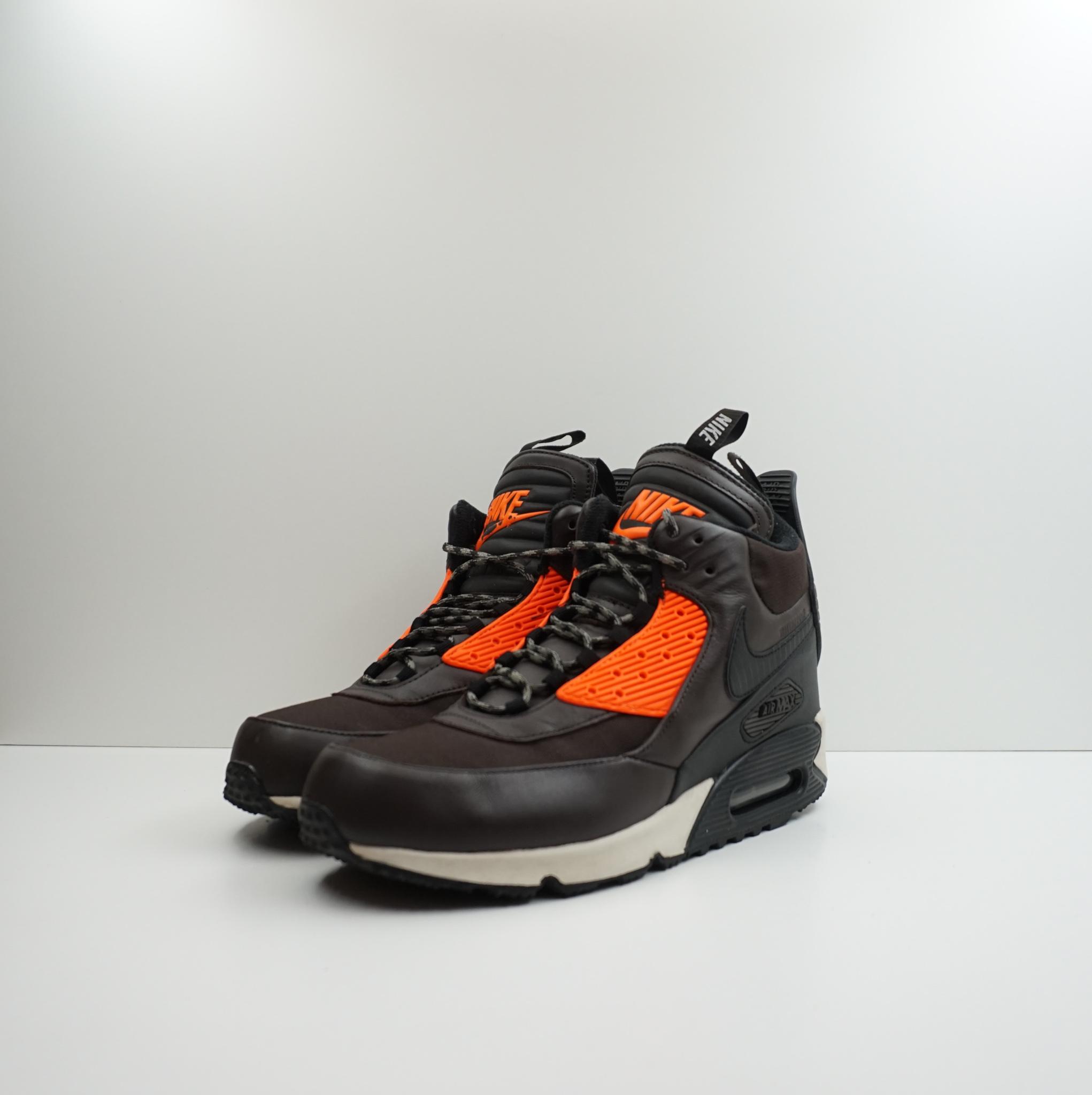 Nike Air Max 90 Winter Boot Velvet Brown