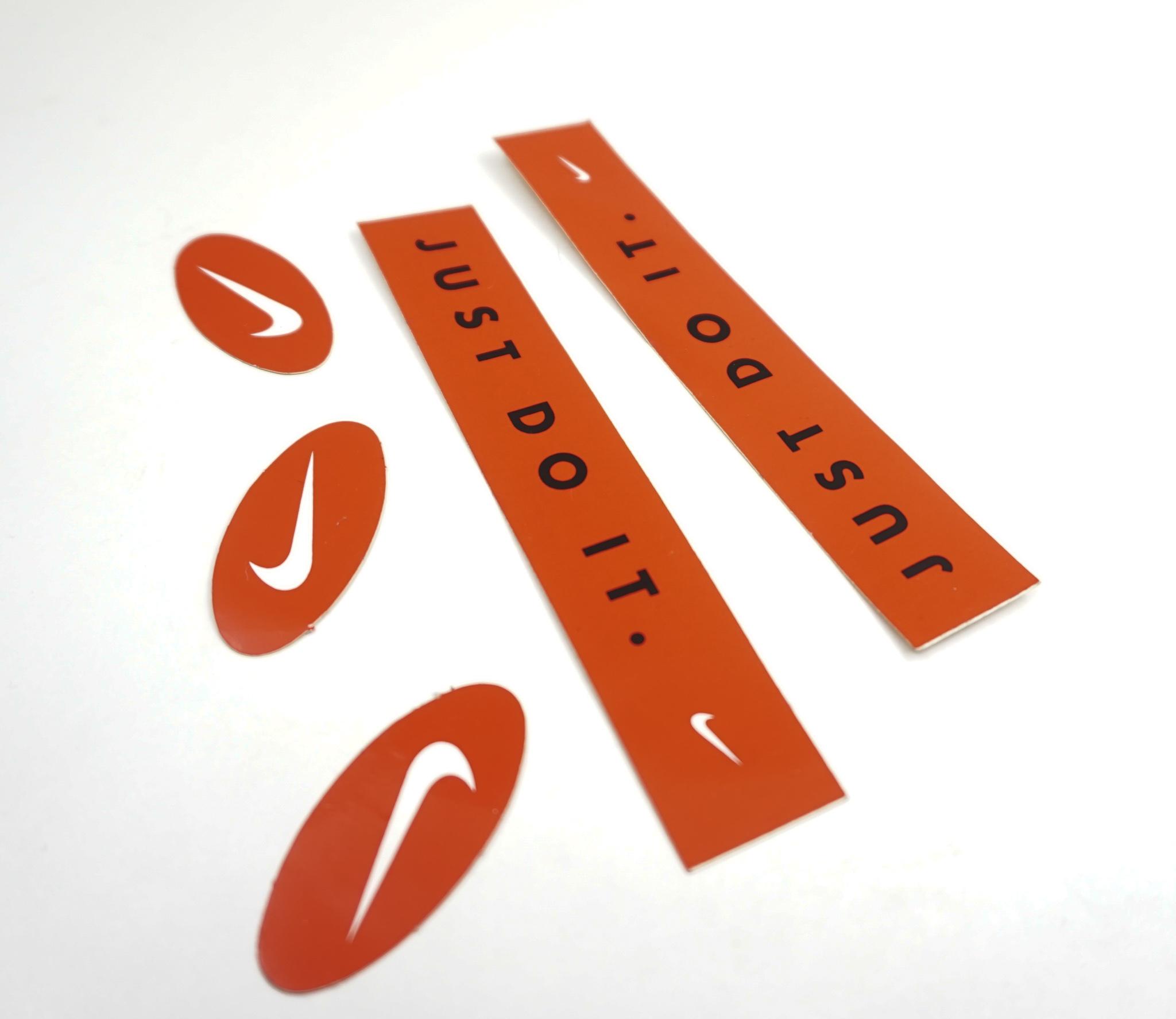 Nike Vintage Sticker Pack