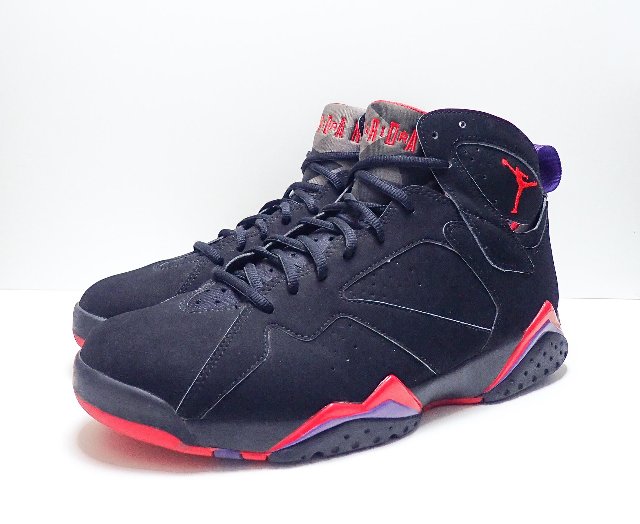 Jordan 7 Raptors (2012)
