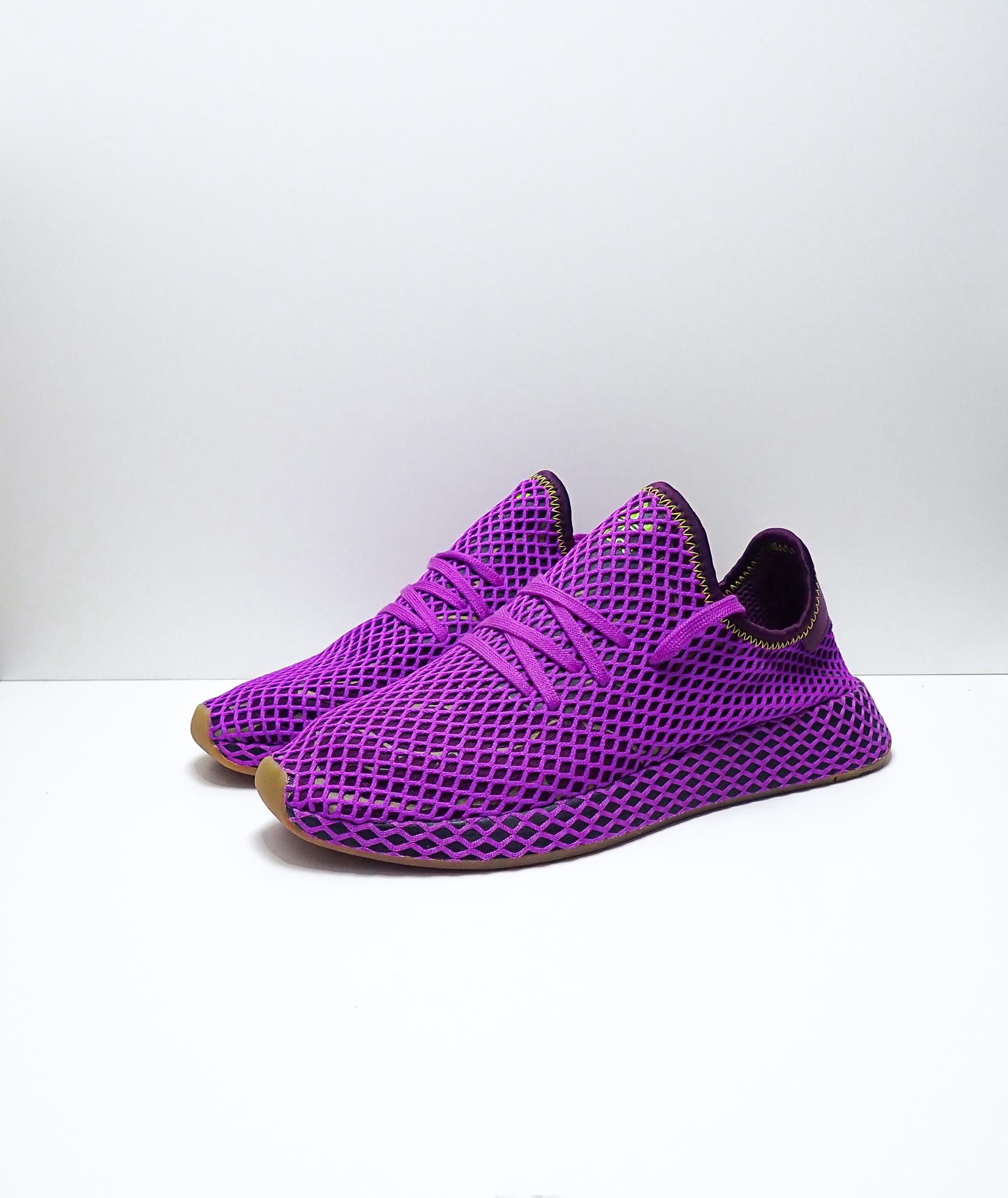 Adidas Deerupt Dragonball Z Son Gohan