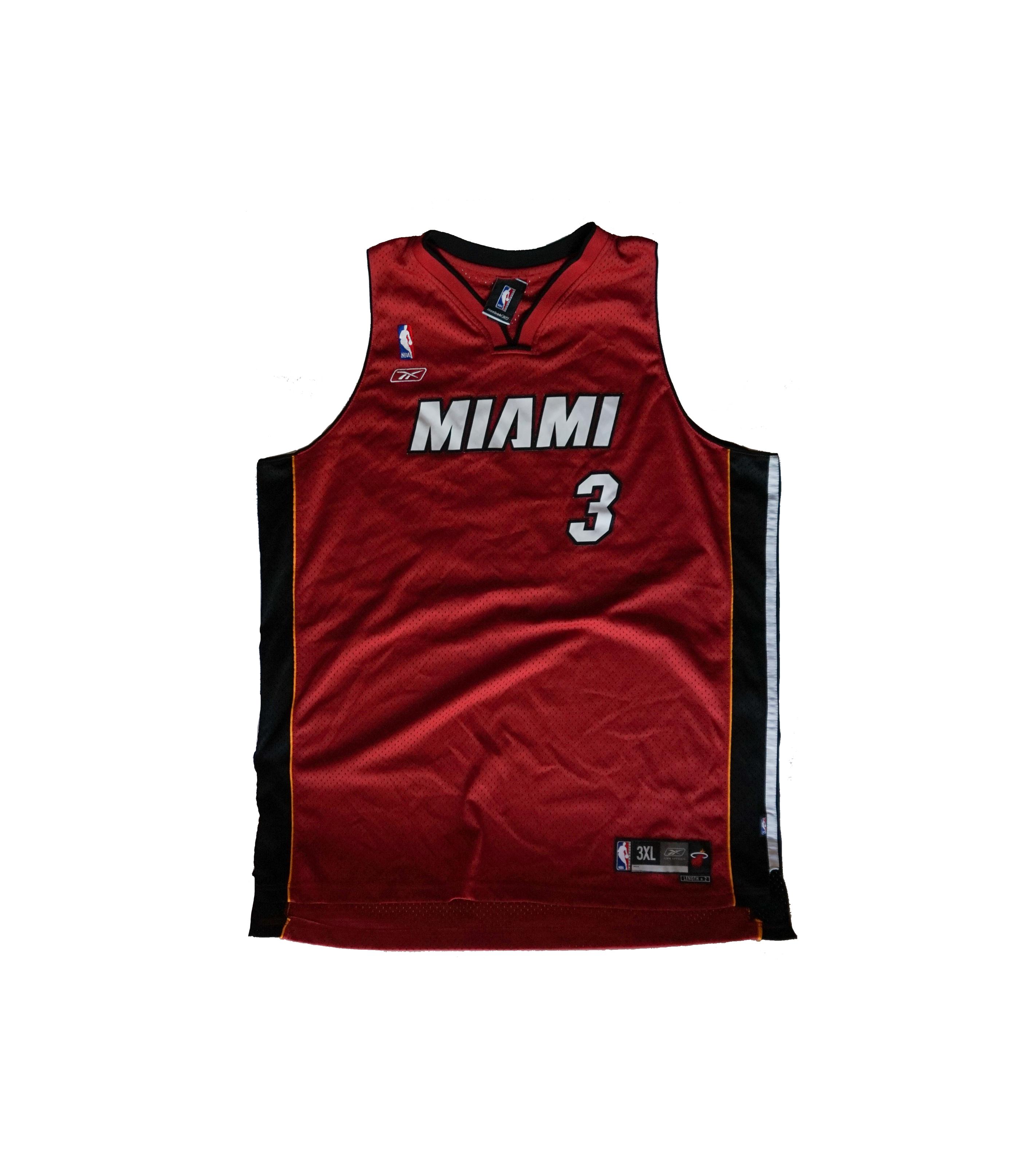 Miami Heat Wade Jersey