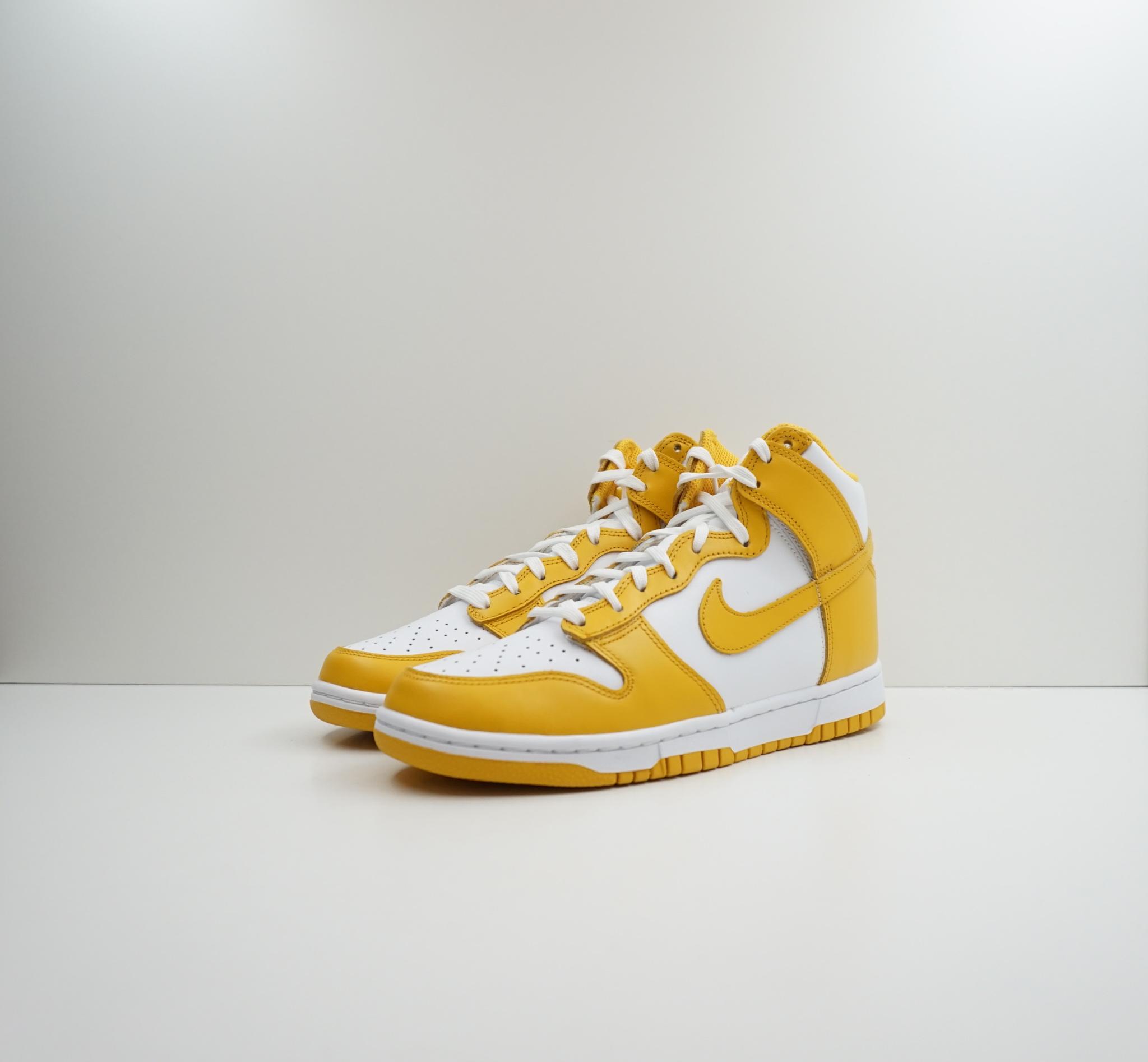 Nike Dunk High Dark Sulfur (W)