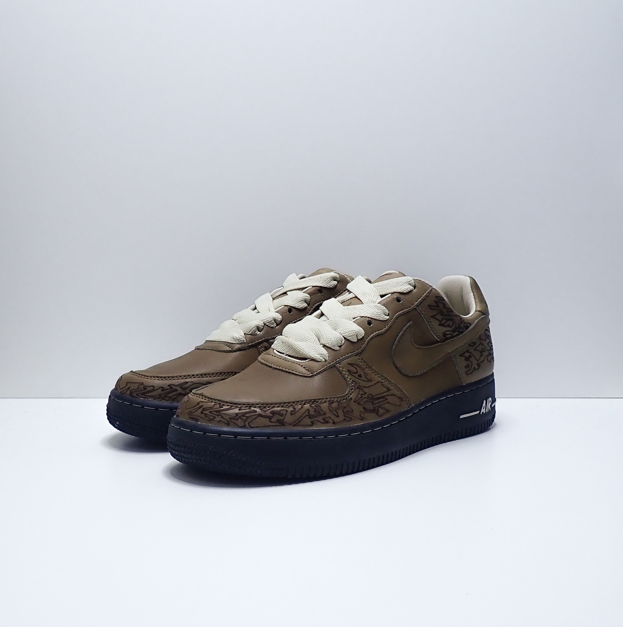 "Nike Air Force 1 Premium ""Stephan Maze Georges Laser"""