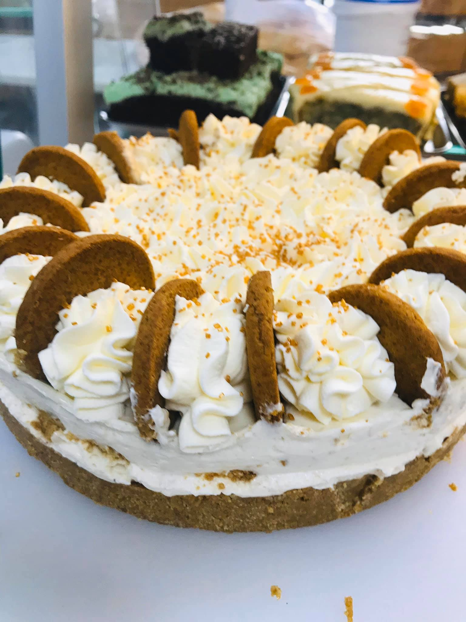 Cheese Cake (12 Portions)