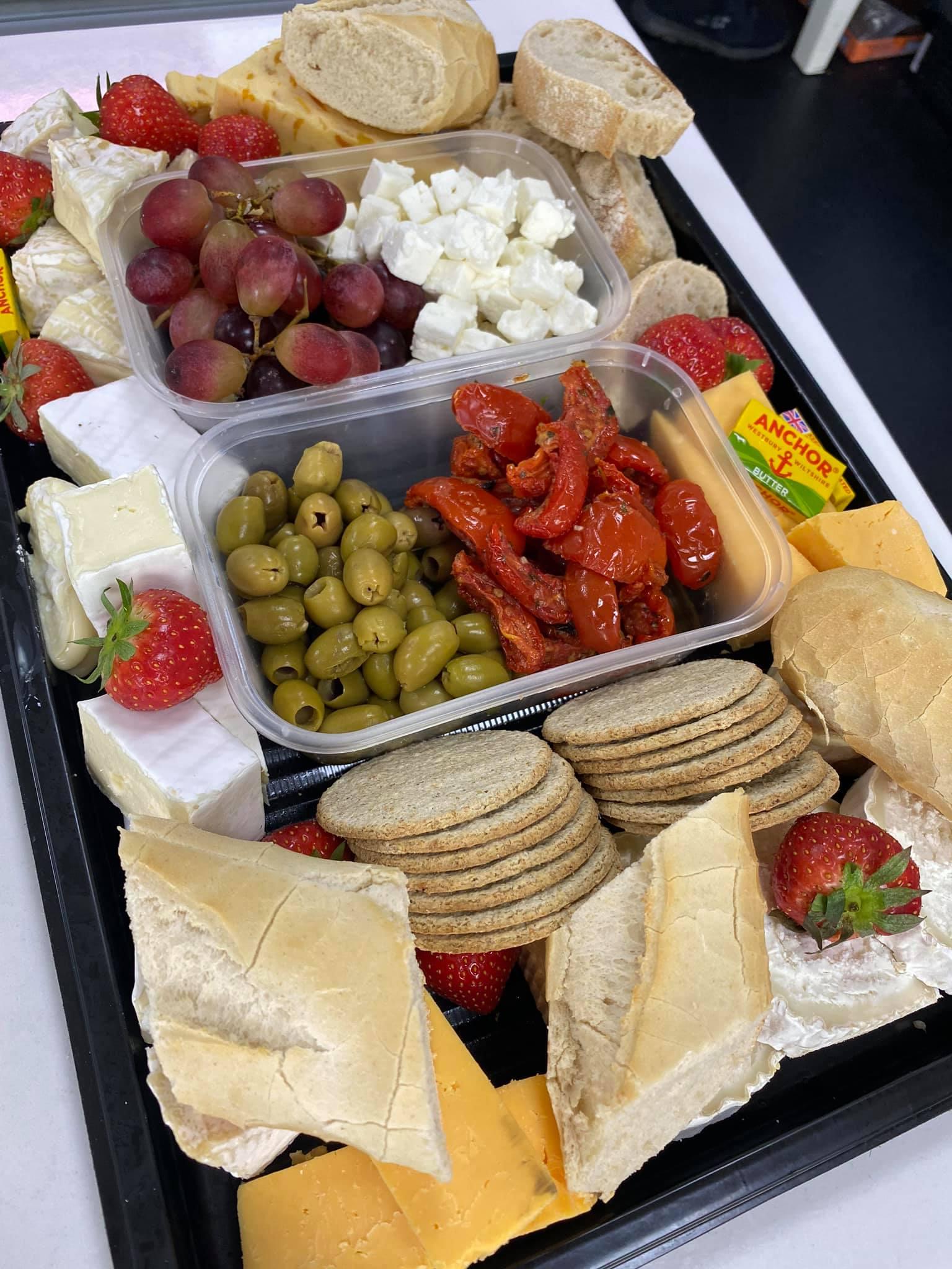 Cheese Board (5 People)