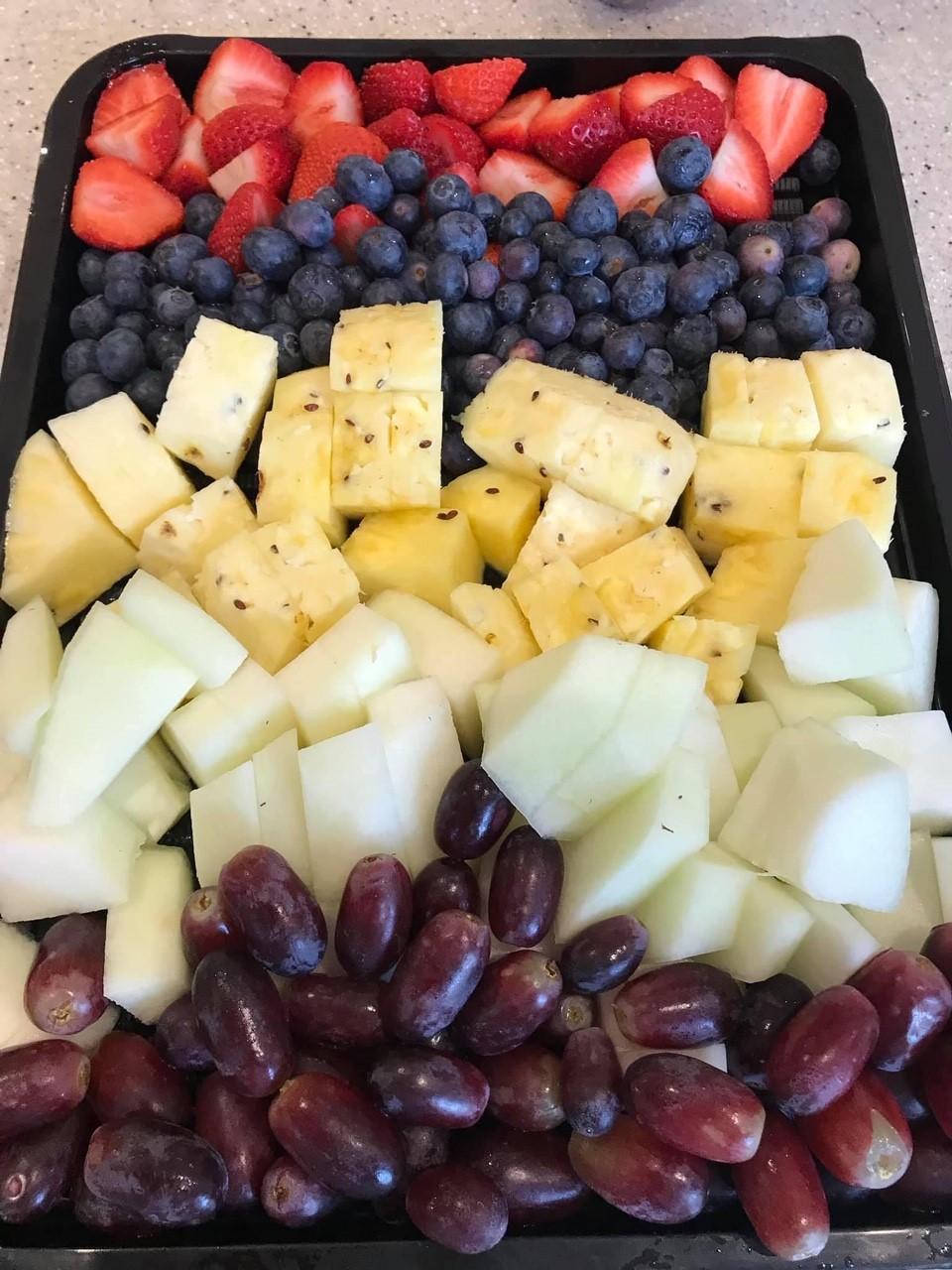 Fruit Platter (5 People)