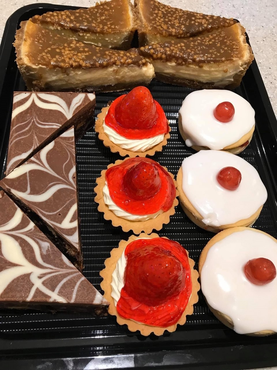 Small Cake Platter