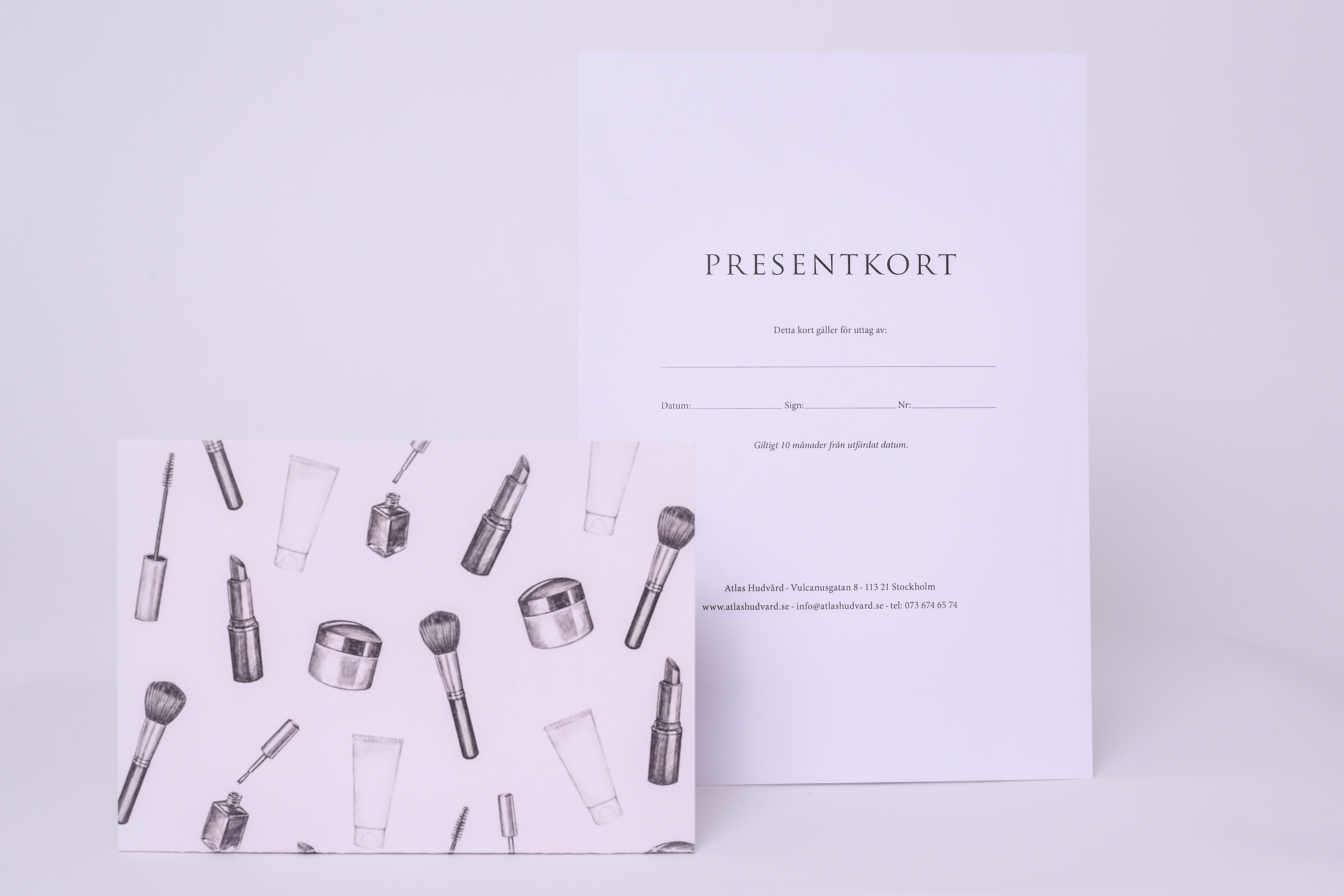 Presentkort Hudvård