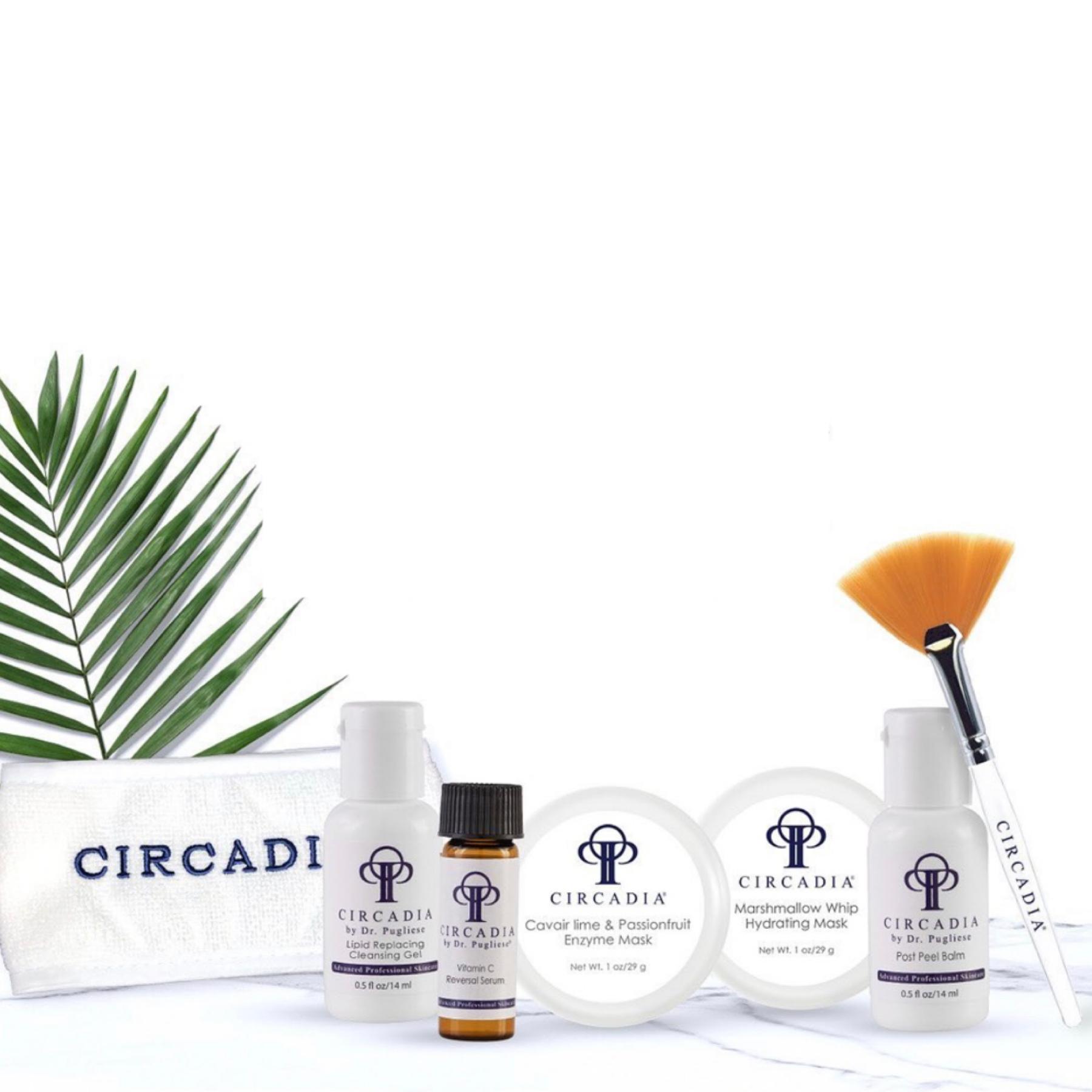Circadia Staycation kit