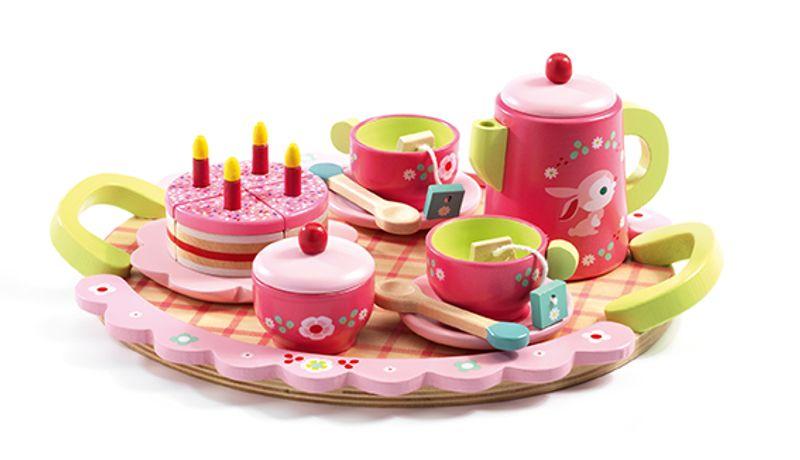 Lili Rose's Tea and Cake Set Djeco