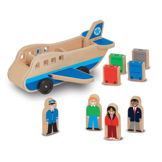 Wooden Airplane Melissa & Doug