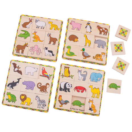 Animal Lotto  BigJigs