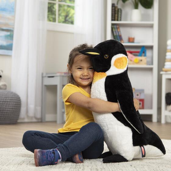 Penguin Plush Melissa and Doug