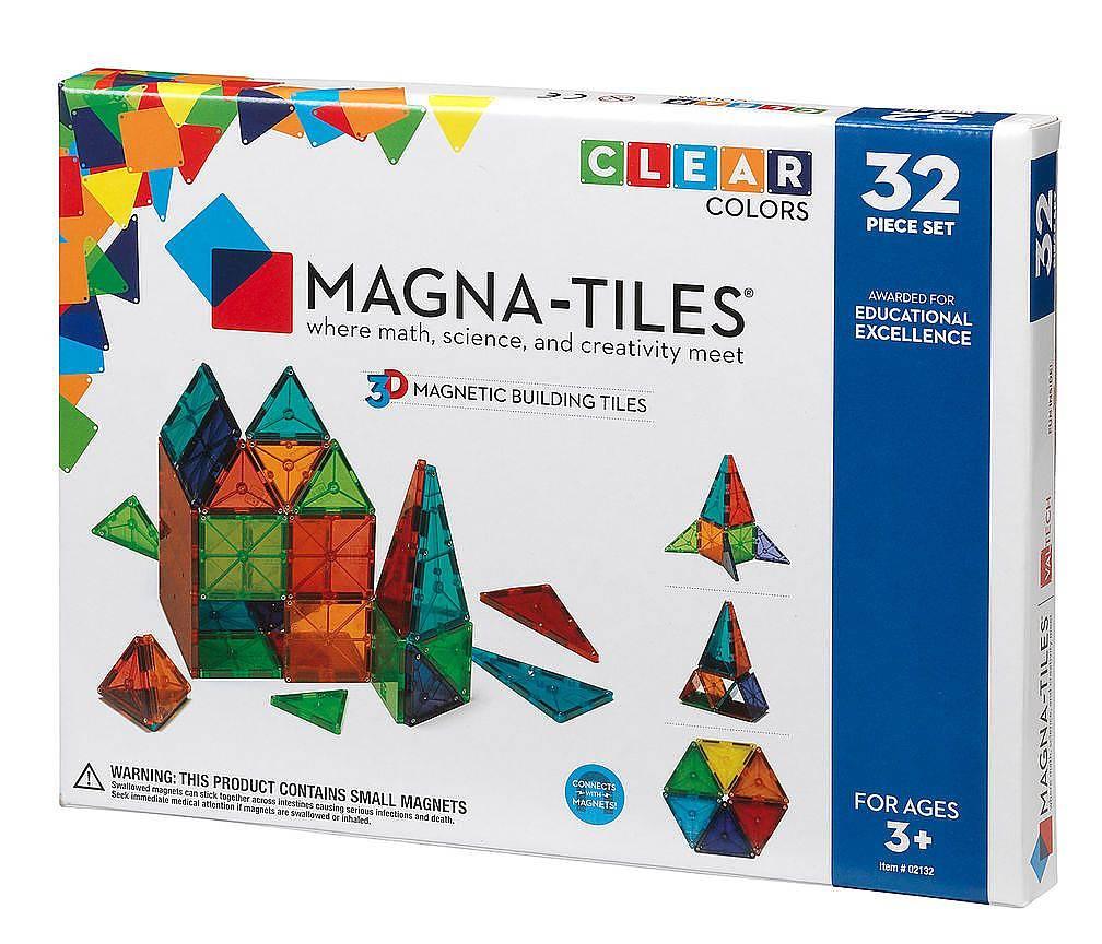 Magna-Tiles 32 delar
