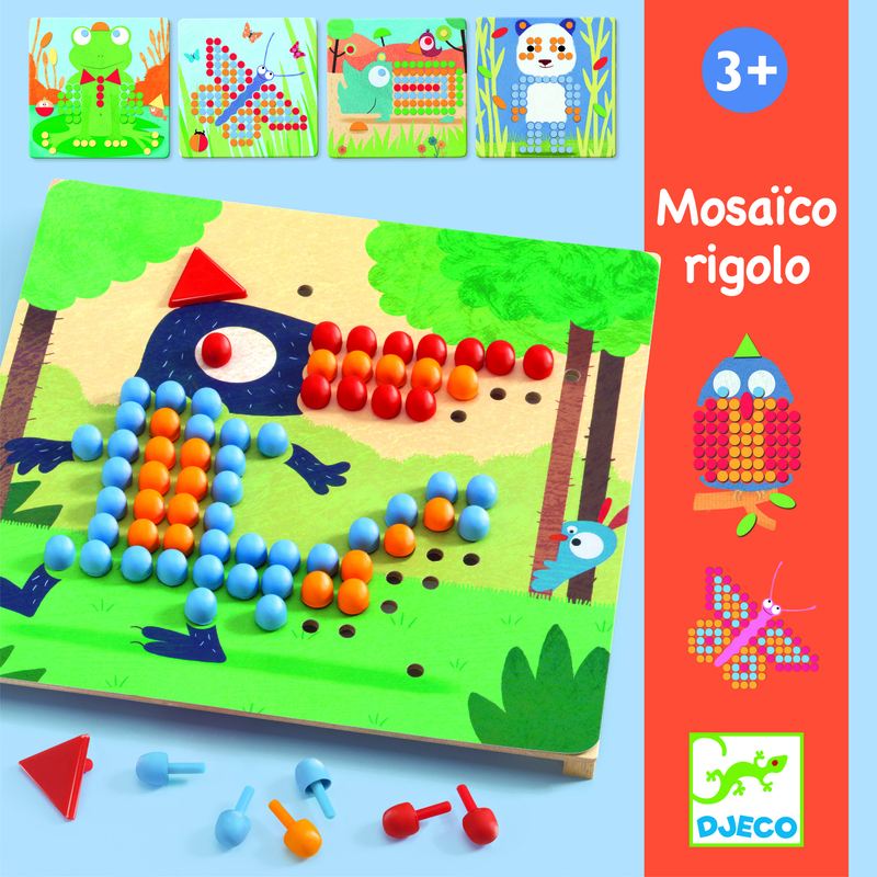 Mosaico Rigolo Djeco