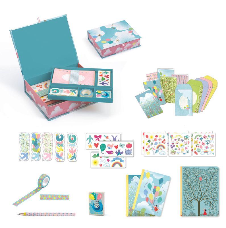 Charlotte Skrivbordsbox Set Djeco