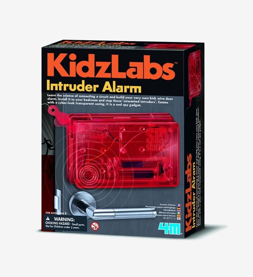 Intruder Alarm 4M KidzLabs