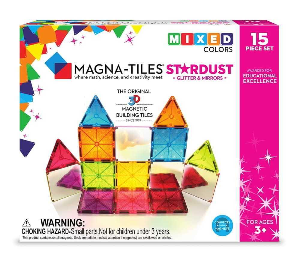Magna-Tiles 15 delar