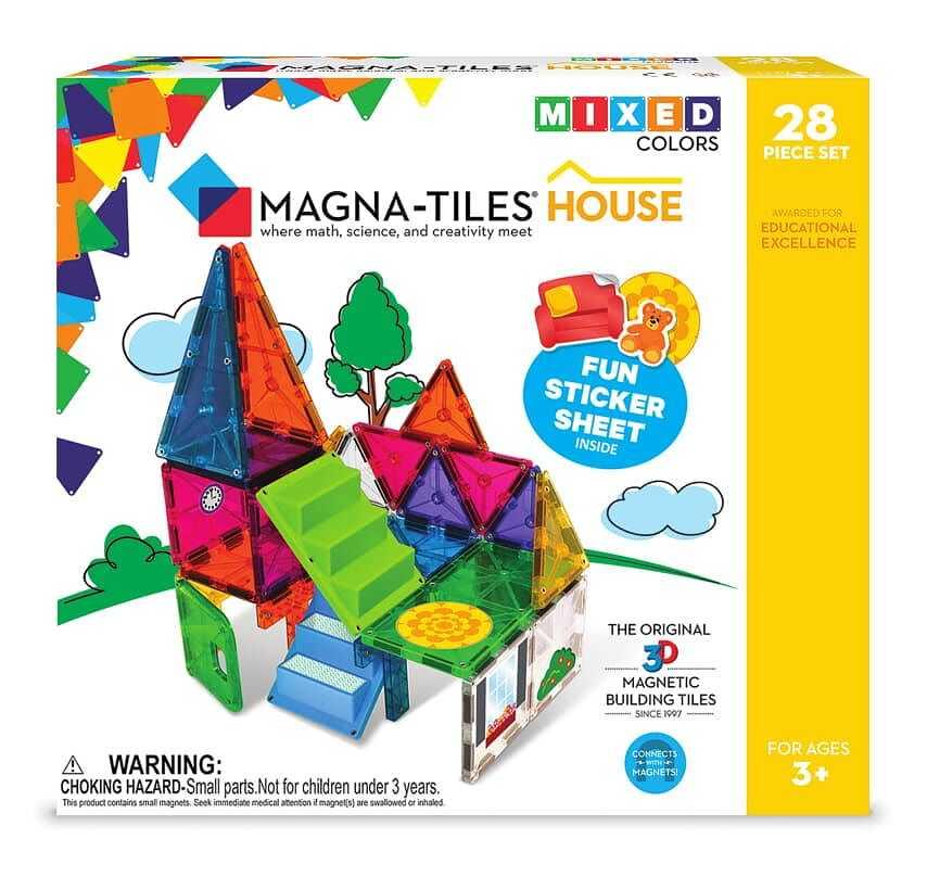 Magna-Tiles House 28 pcs