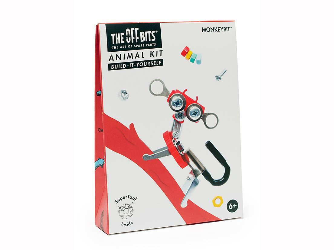Bygg en apa Monkeybit OffBits