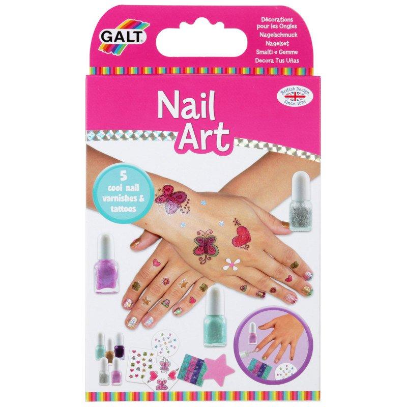 Nail Art Galt