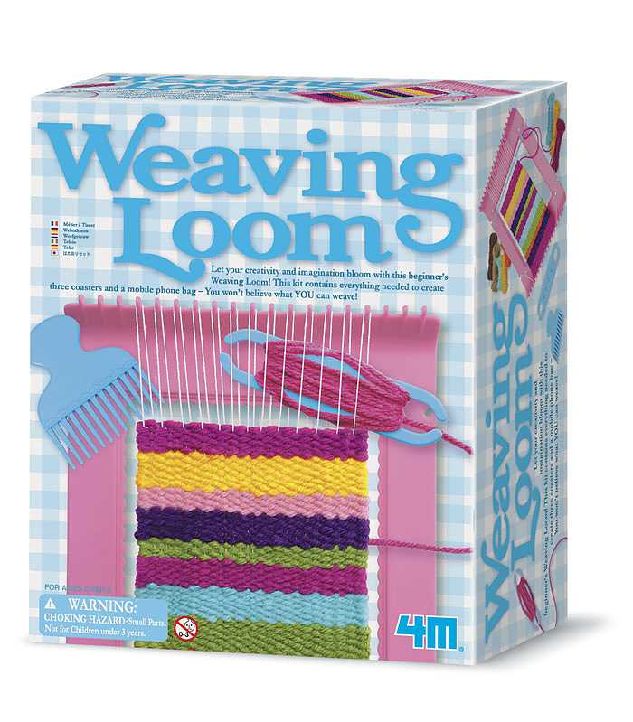 Easy To Do Weaving 4M