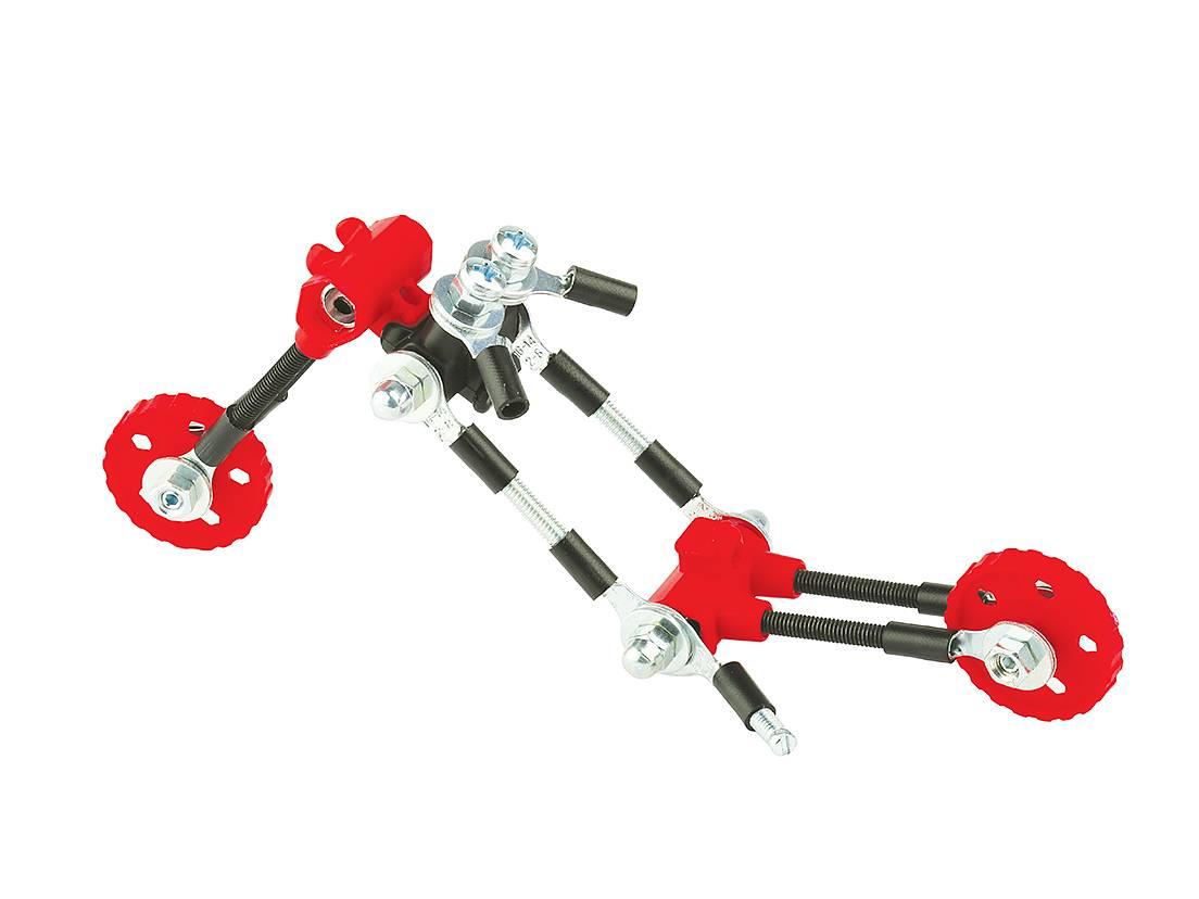 Bygg en spindel SpiderBit OffBitts