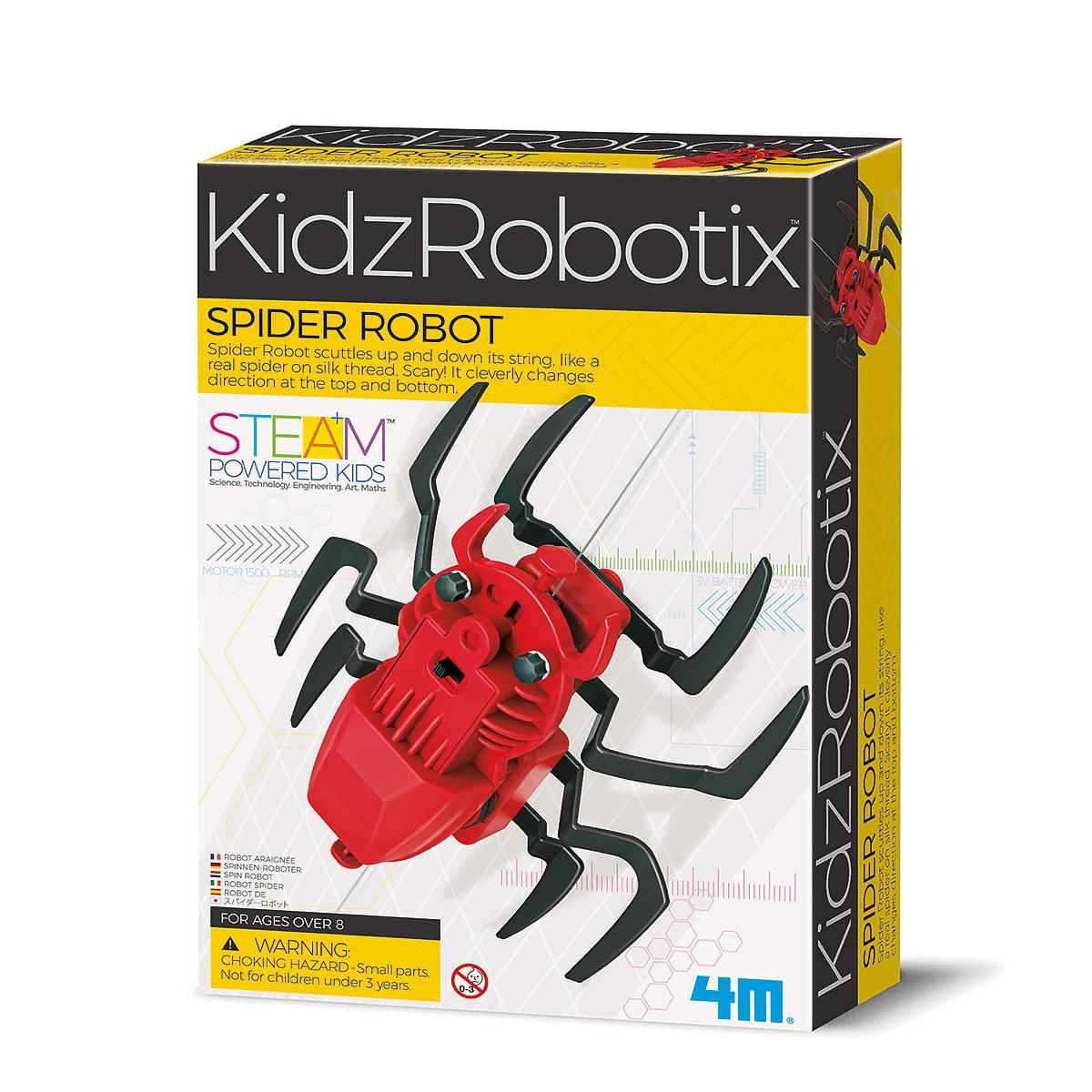 Spider Robot 4M