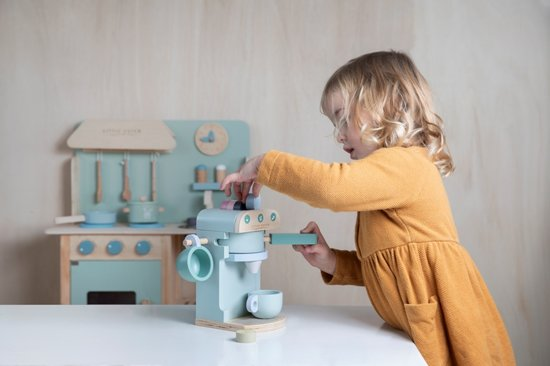 Kaffemaskin Little Dutch