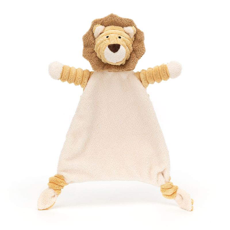 Cordy Roy Baby Lion Soother Jellycat